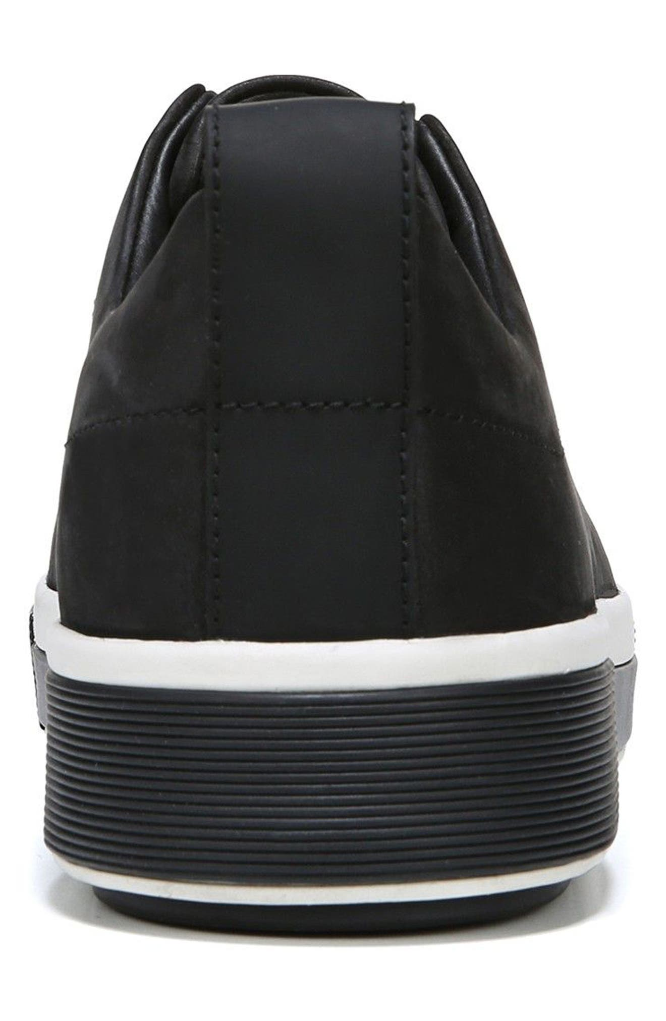Ranger Laceless Sneaker,                             Alternate thumbnail 7, color,                             BLACK