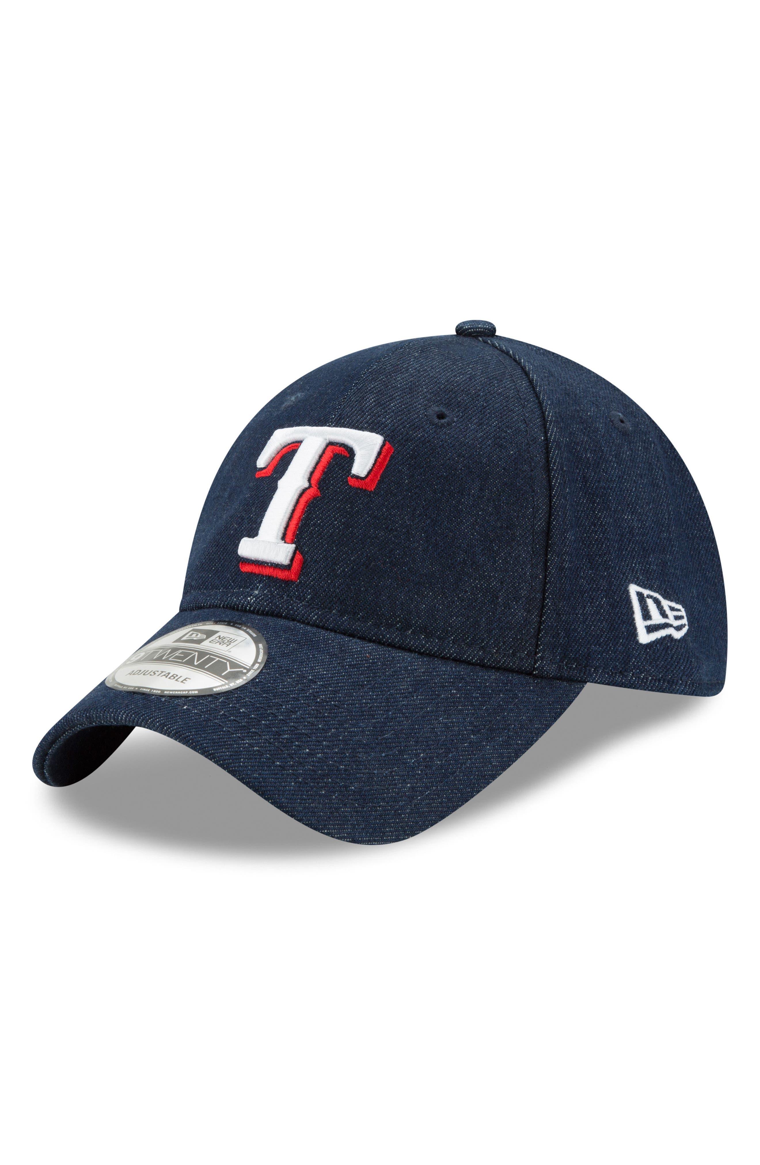 x Levi's<sup>®</sup> MLB17 Denim Baseball Cap,                             Main thumbnail 1, color,                             001