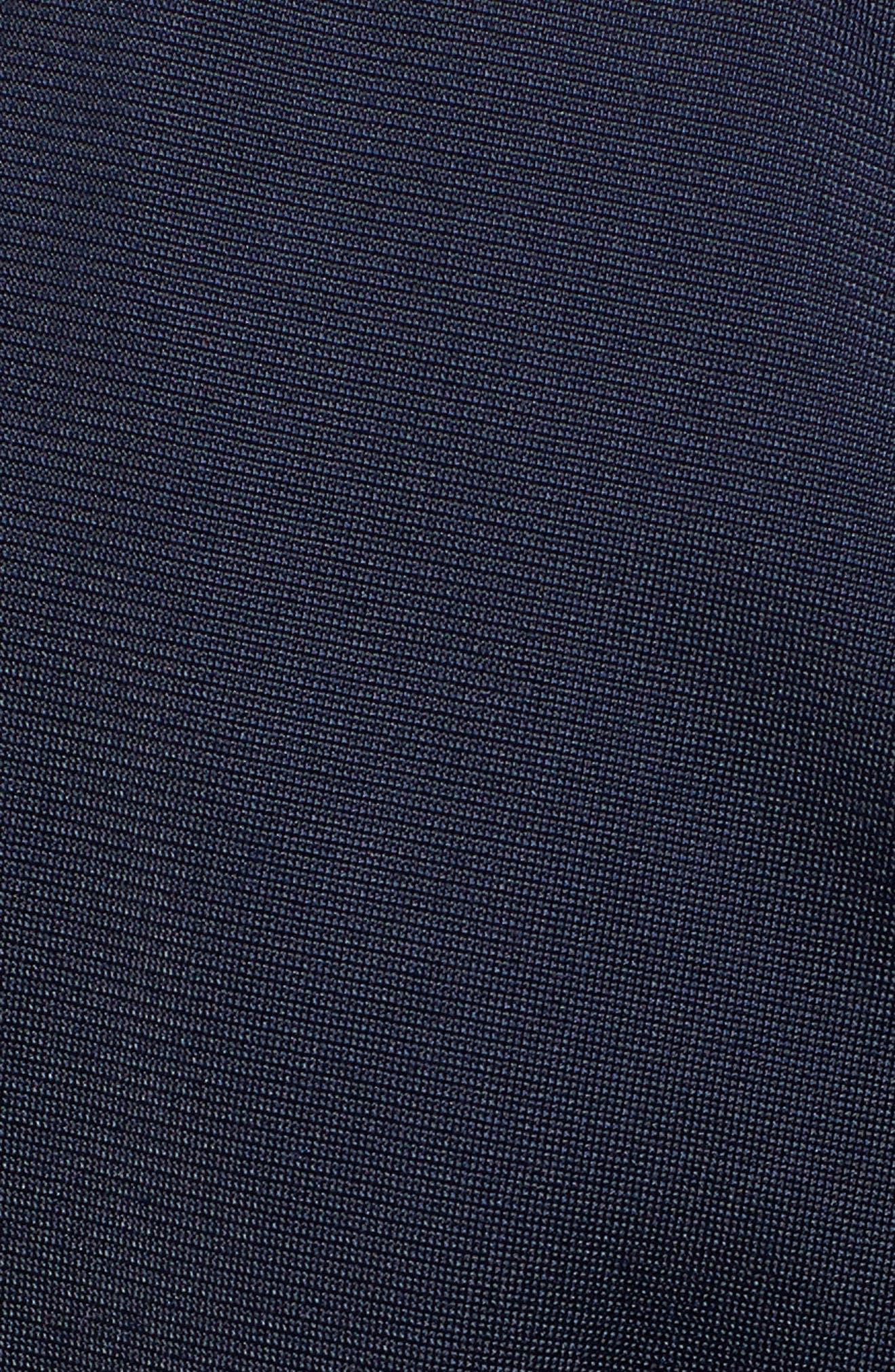 Track Pants,                             Alternate thumbnail 5, color,                             NAVY/ SCARLET