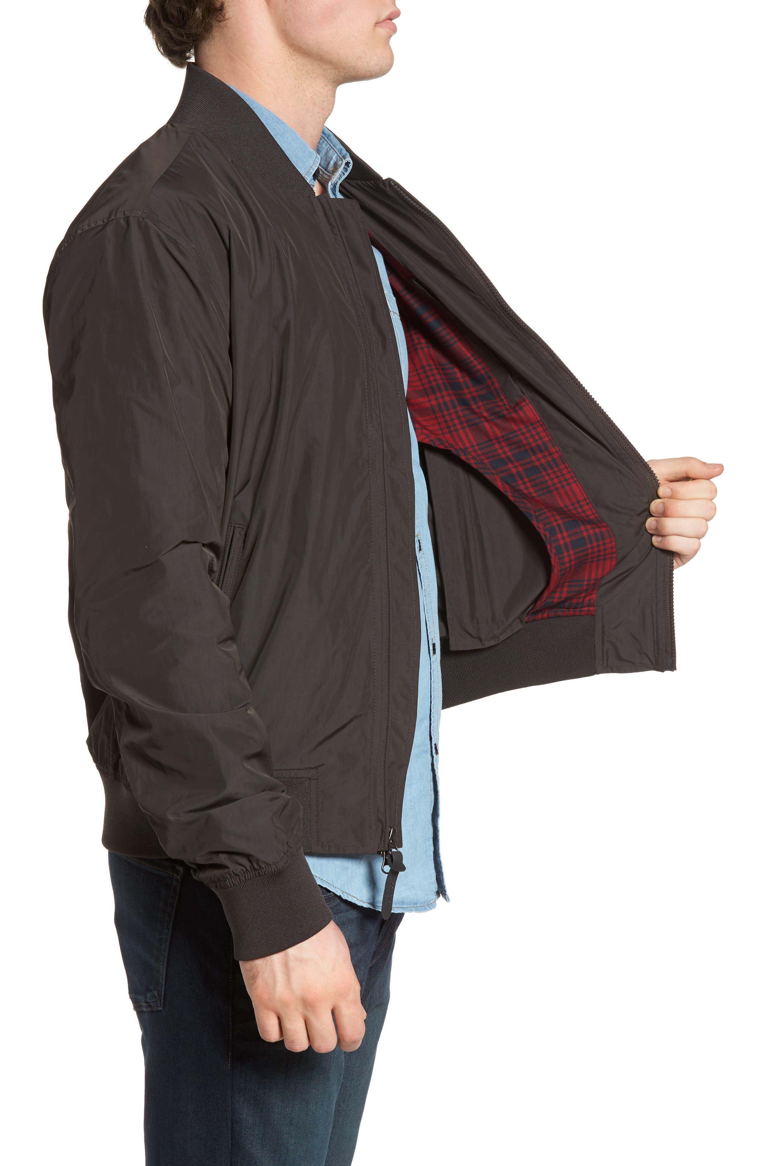John Rich Shore Bomber Jacket,                             Alternate thumbnail 3, color,