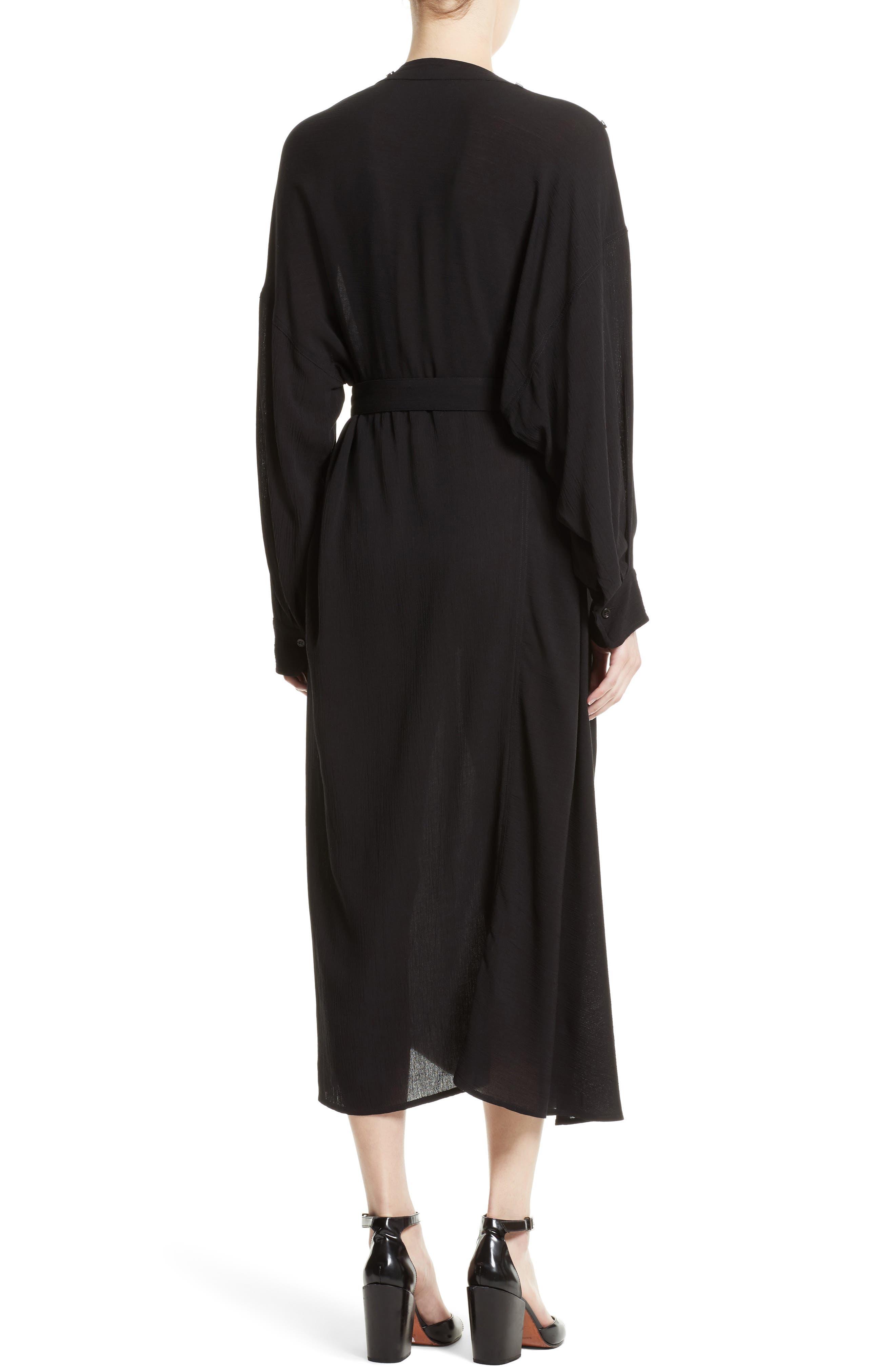 Welcome Midi Dress,                             Alternate thumbnail 2, color,                             001