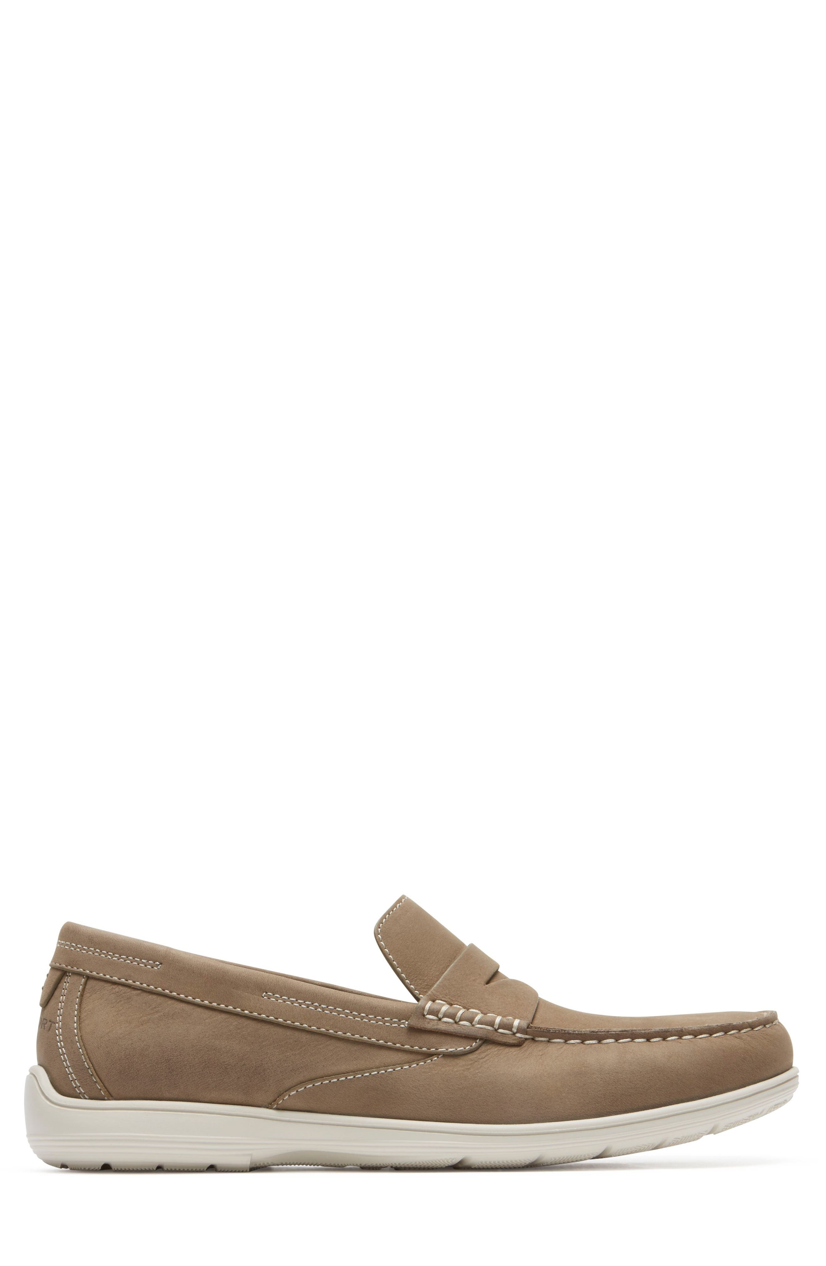 Total Motion Penny Loafer,                             Alternate thumbnail 8, color,