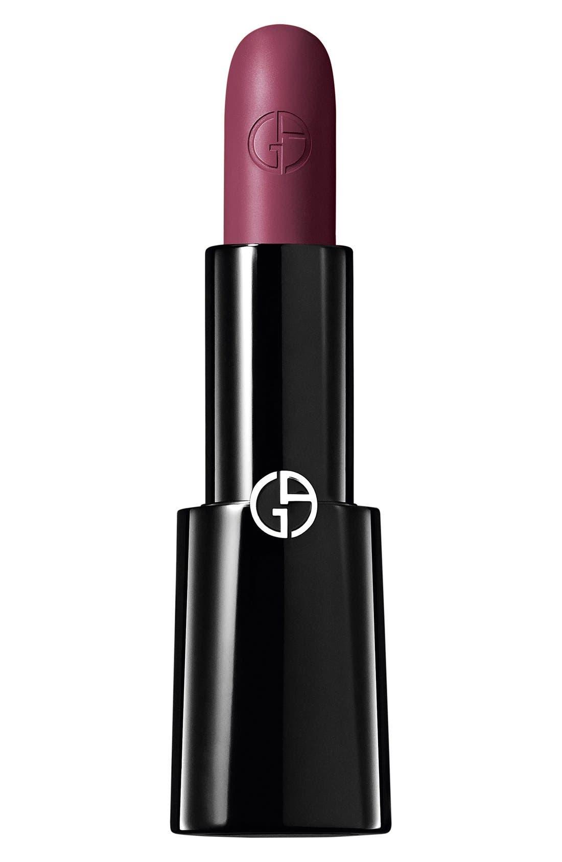 GIORGIO ARMANI,                             Rouge dArmani Lipstick,                             Main thumbnail 1, color,                             #400