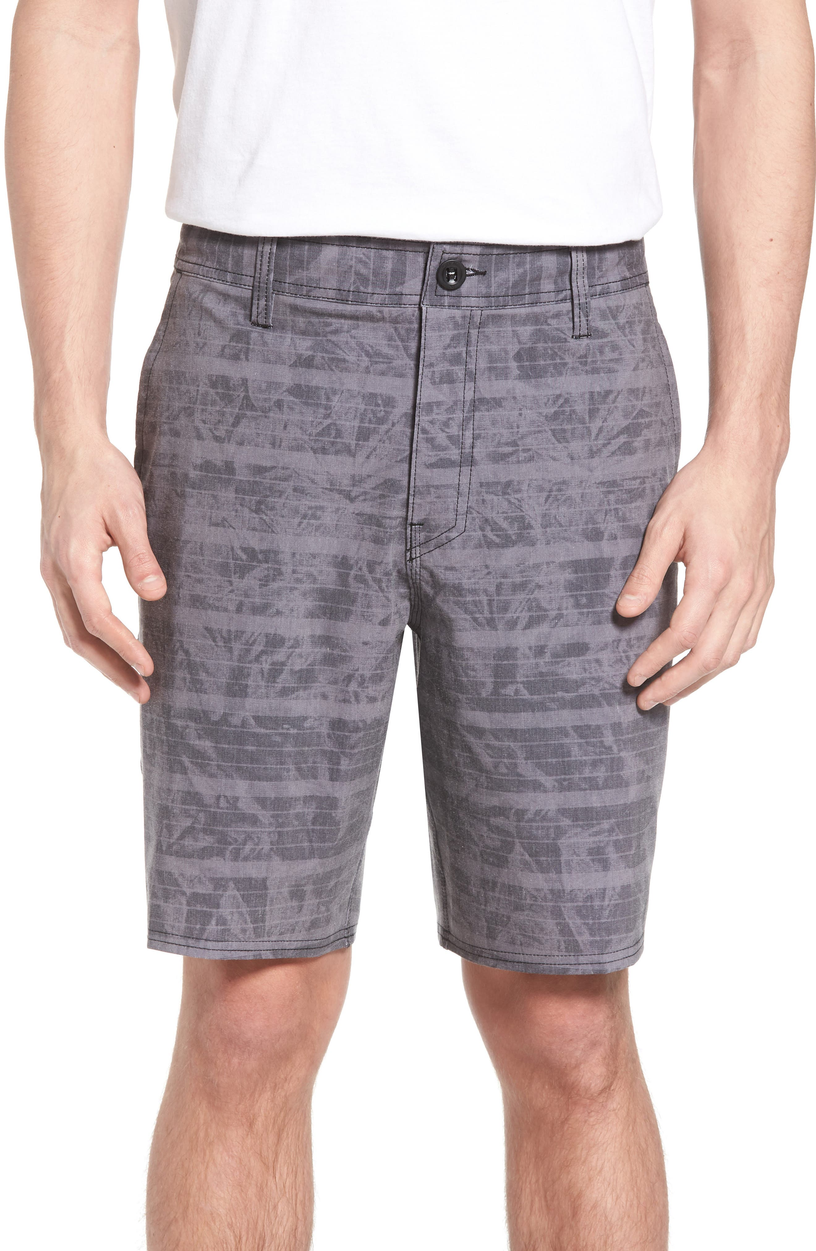 Mischief Hybrid Shorts,                         Main,                         color, 001