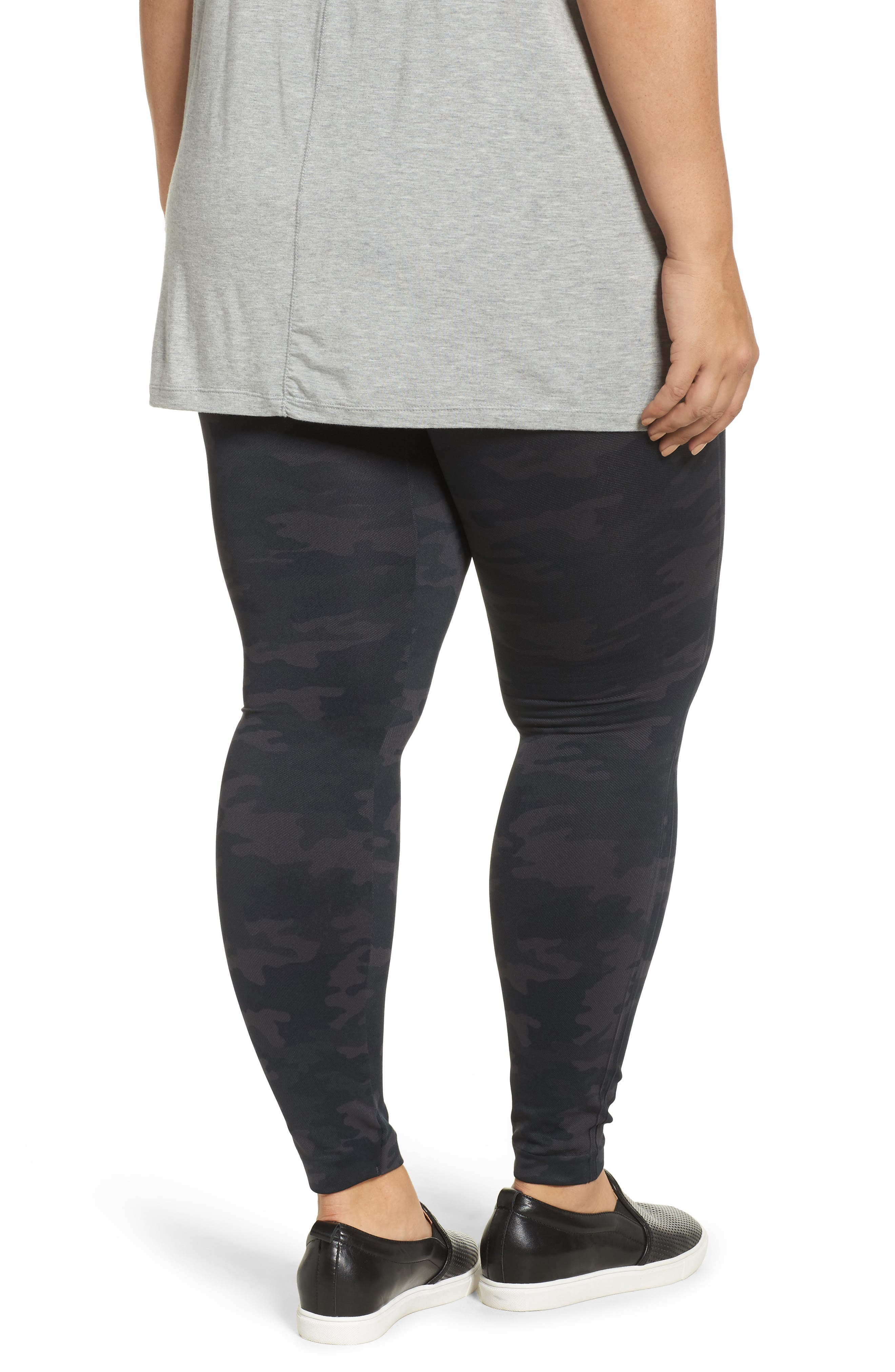 Look At Me Now Seamless Leggings,                             Alternate thumbnail 3, color,                             001
