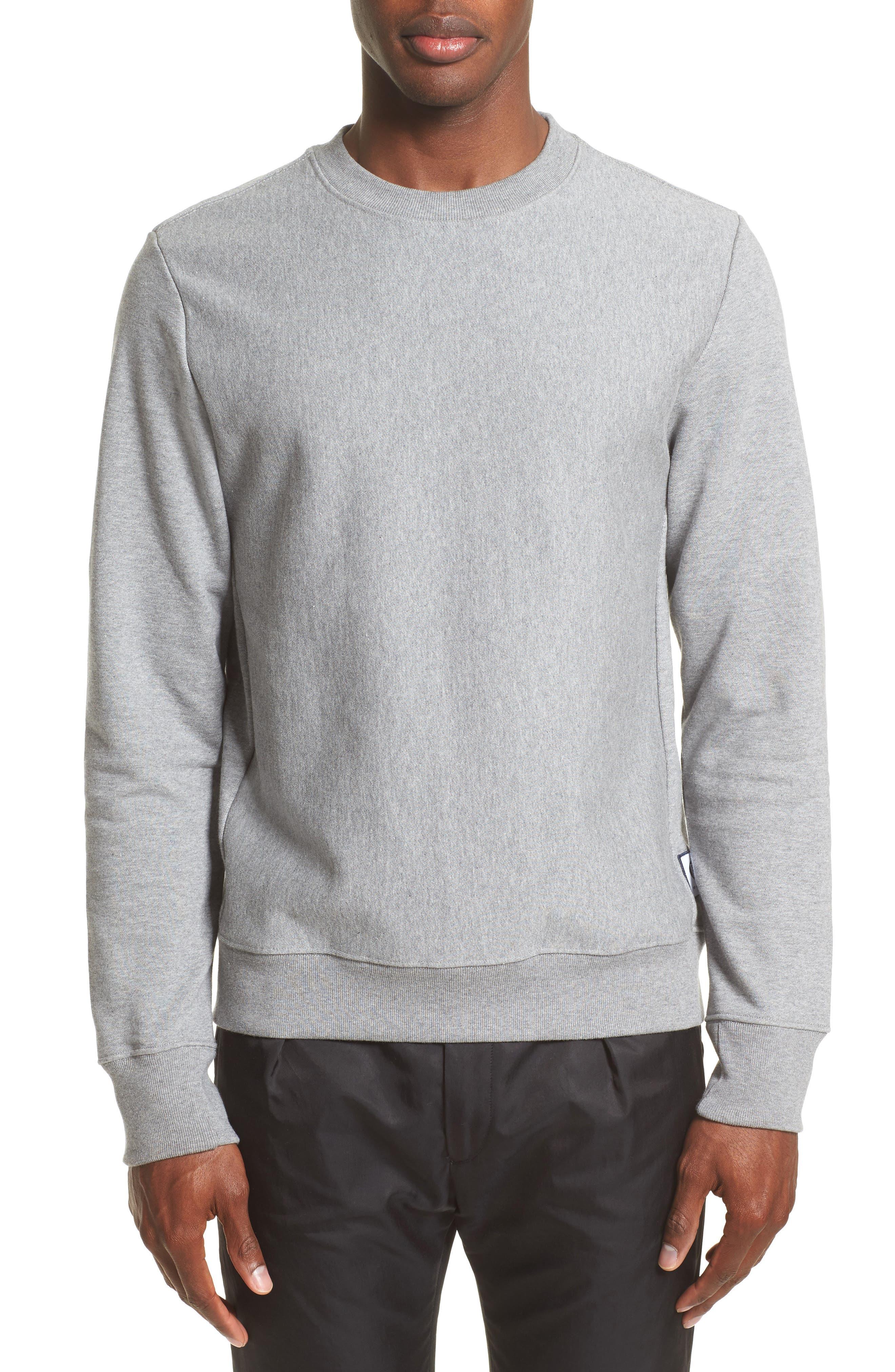 Classic Crewneck Sweatshirt,                             Main thumbnail 1, color,                             037