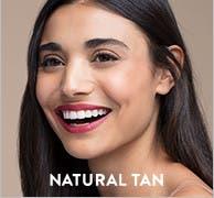 Natural Tan.