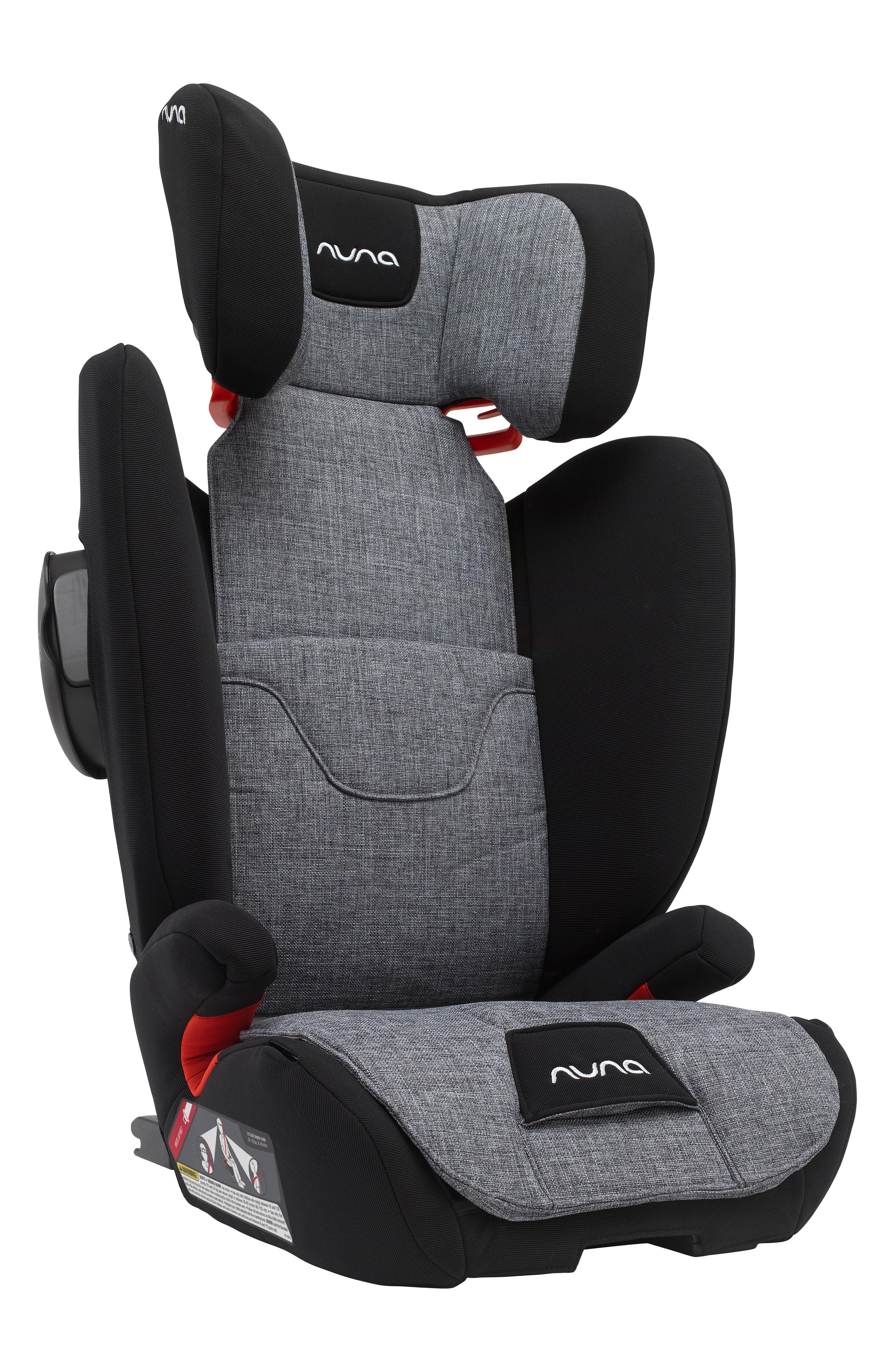 AACE<sup>™</sup> Booster Car Seat,                             Alternate thumbnail 5, color,                             CHARCOAL