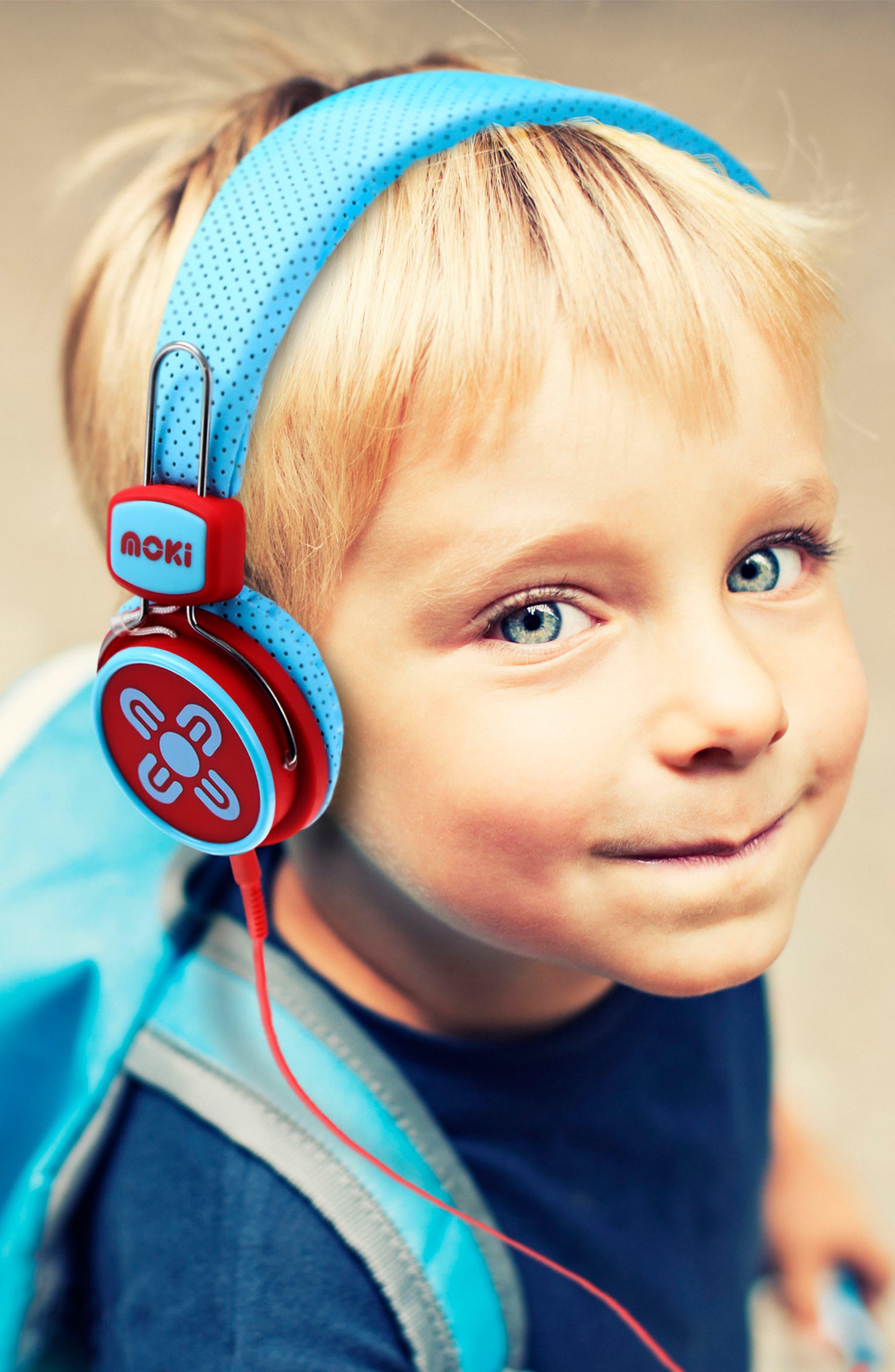 Volume Limited Headphones,                             Alternate thumbnail 6, color,                             400