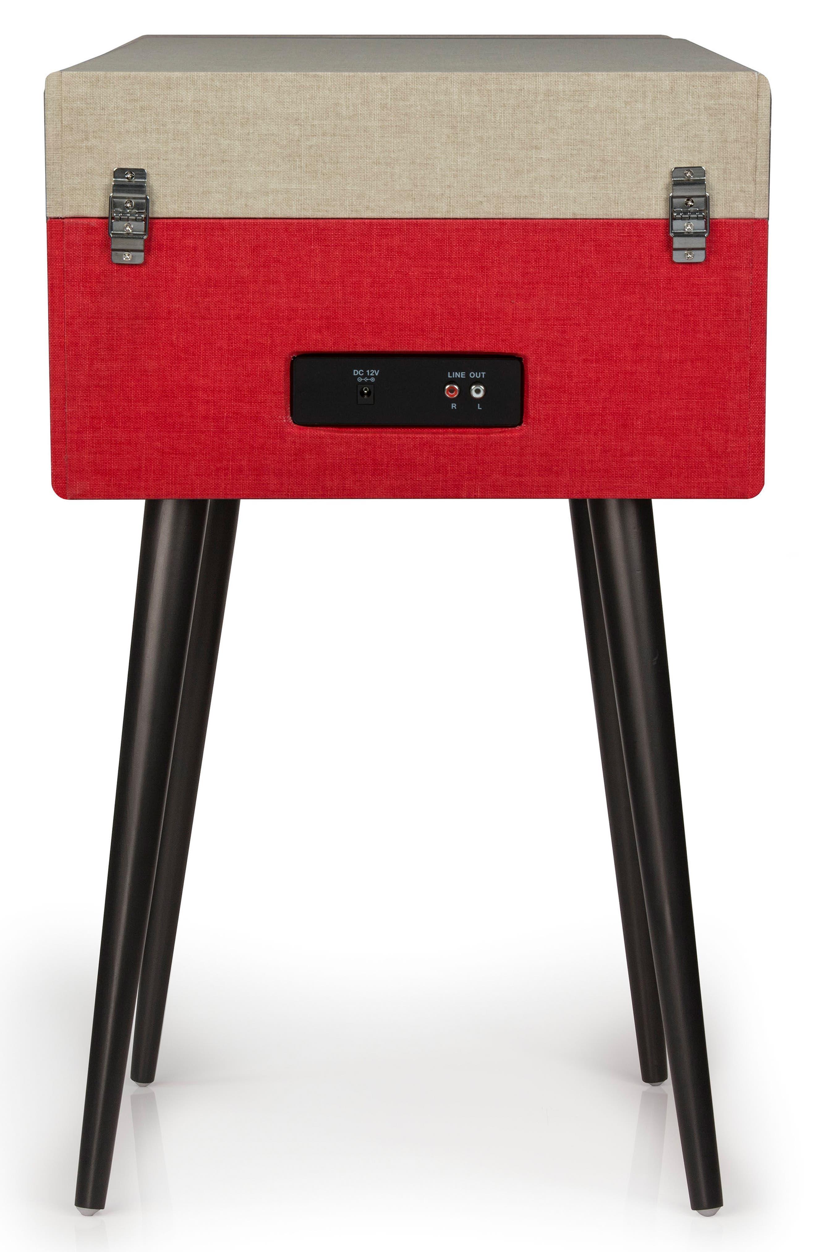 Dansette Bermuda Bluetooth Turntable,                             Alternate thumbnail 2, color,                             600