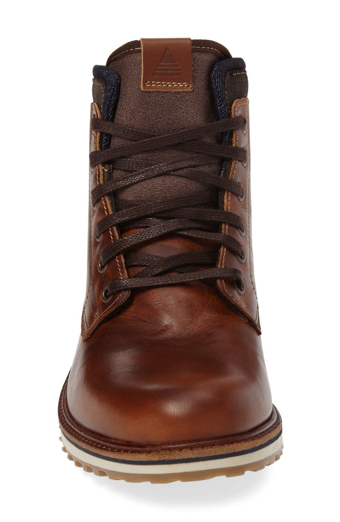 Qorellan Plain Toe Boot,                             Alternate thumbnail 3, color,                             240