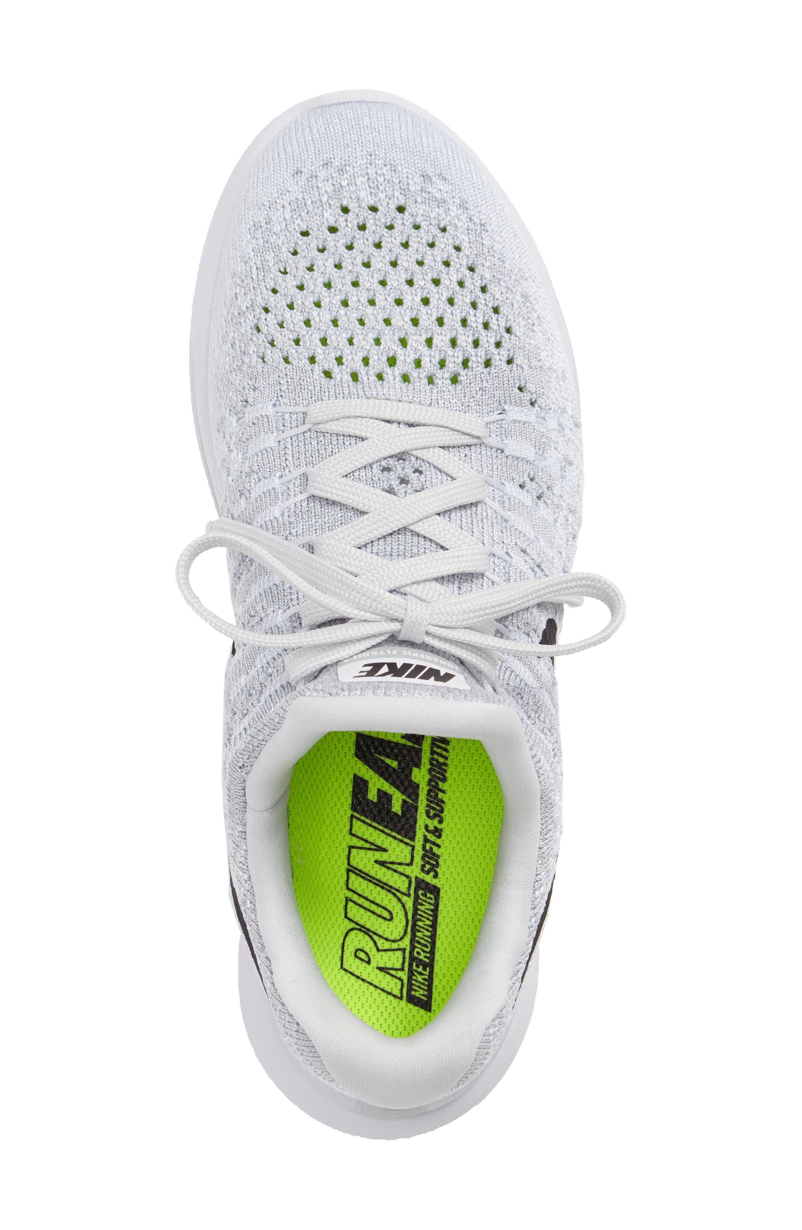 LunarEpic Low Flyknit 2 Running Shoe,                             Alternate thumbnail 53, color,