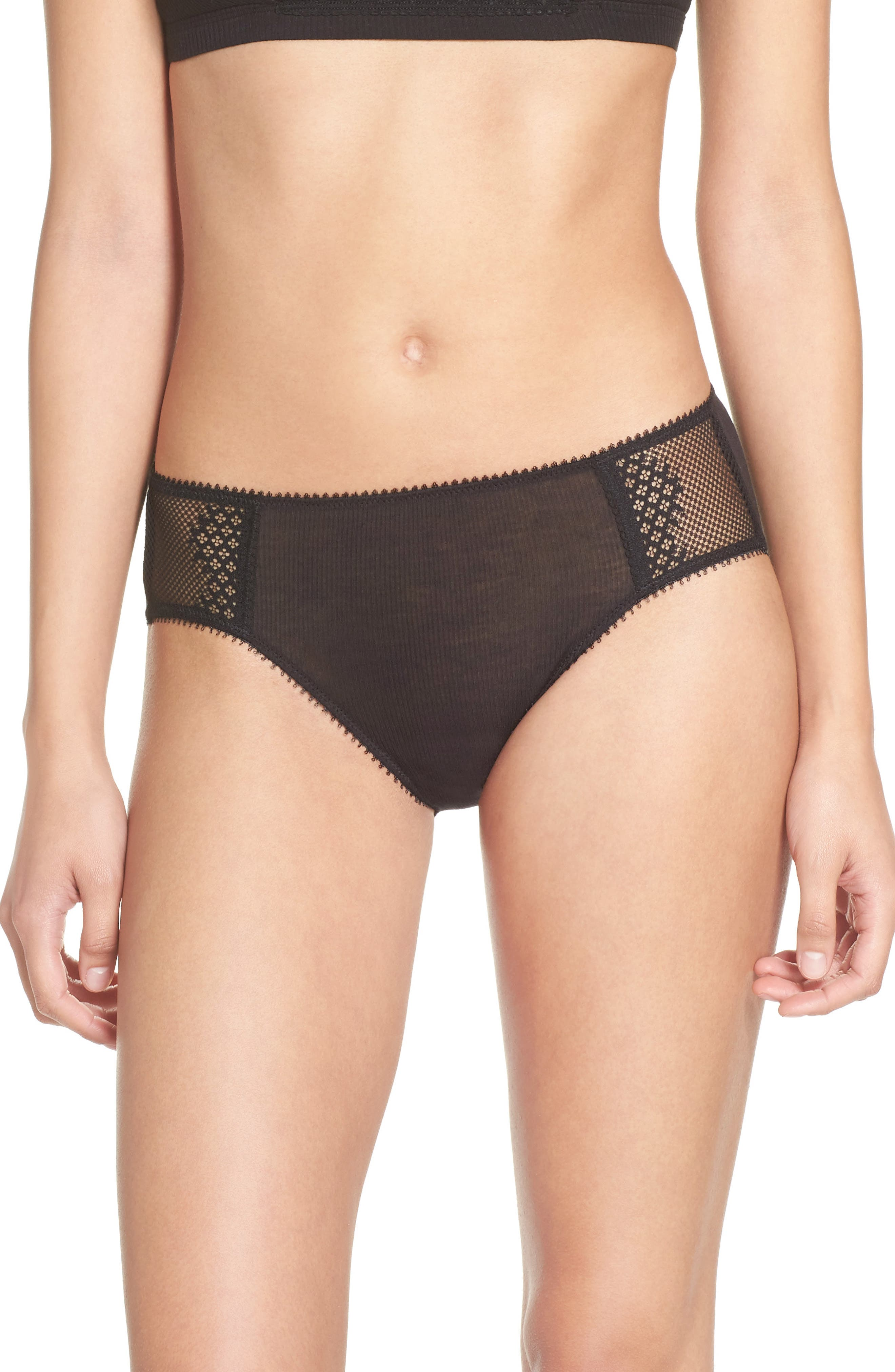 Low Rise Hipster Panties,                         Main,                         color, 001