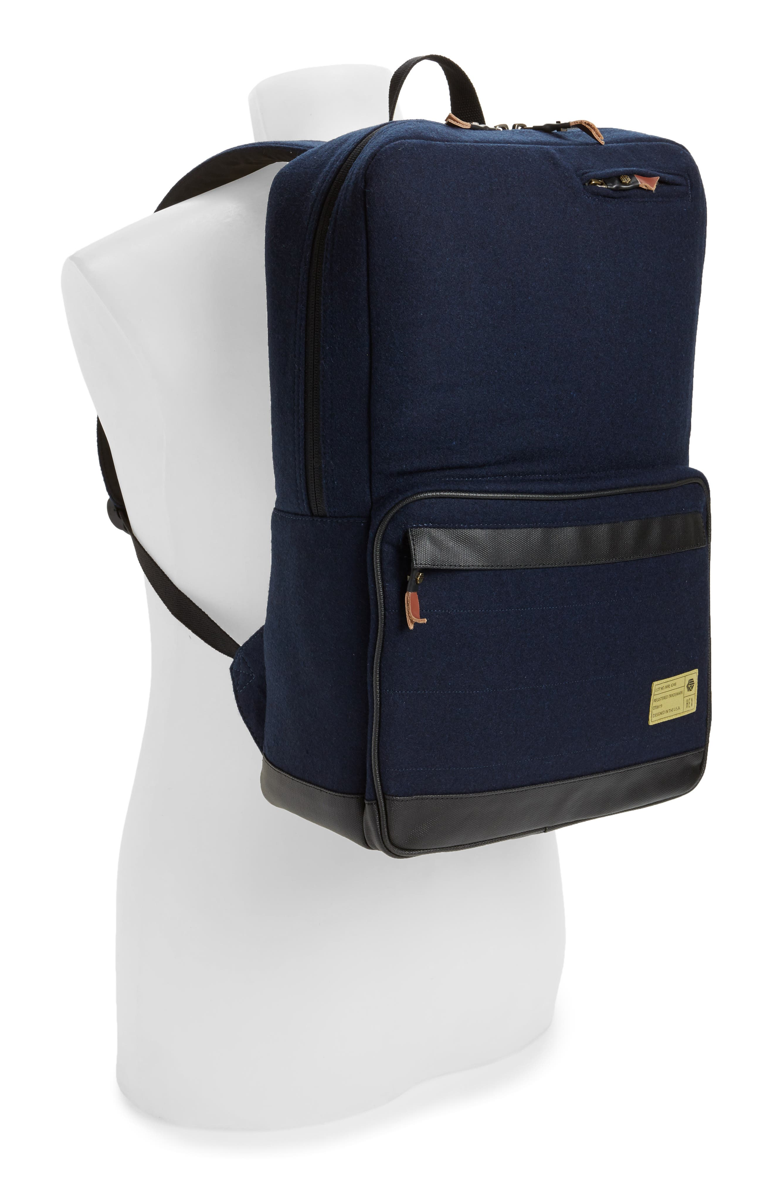 Radar Origin Water Resistant Commuter/Travel Laptop Backpack,                             Alternate thumbnail 2, color,                             410