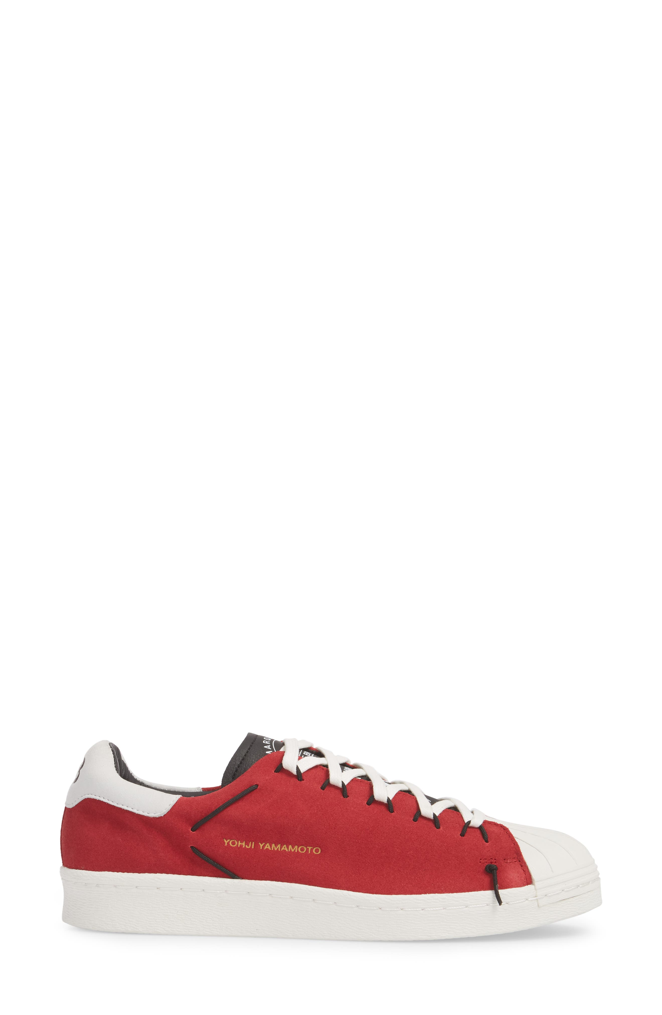x adidas Super Knot Low Top Sneaker,                             Alternate thumbnail 3, color,                             602