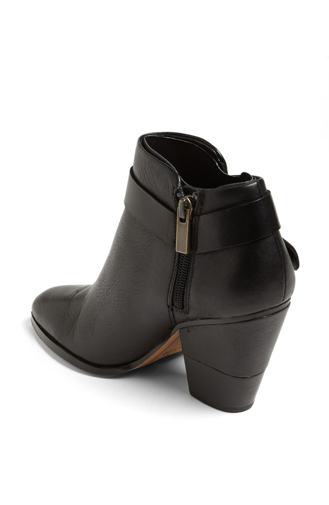 DOLCE VITA,                             'Hilary' Bootie,                             Alternate thumbnail 4, color,                             001