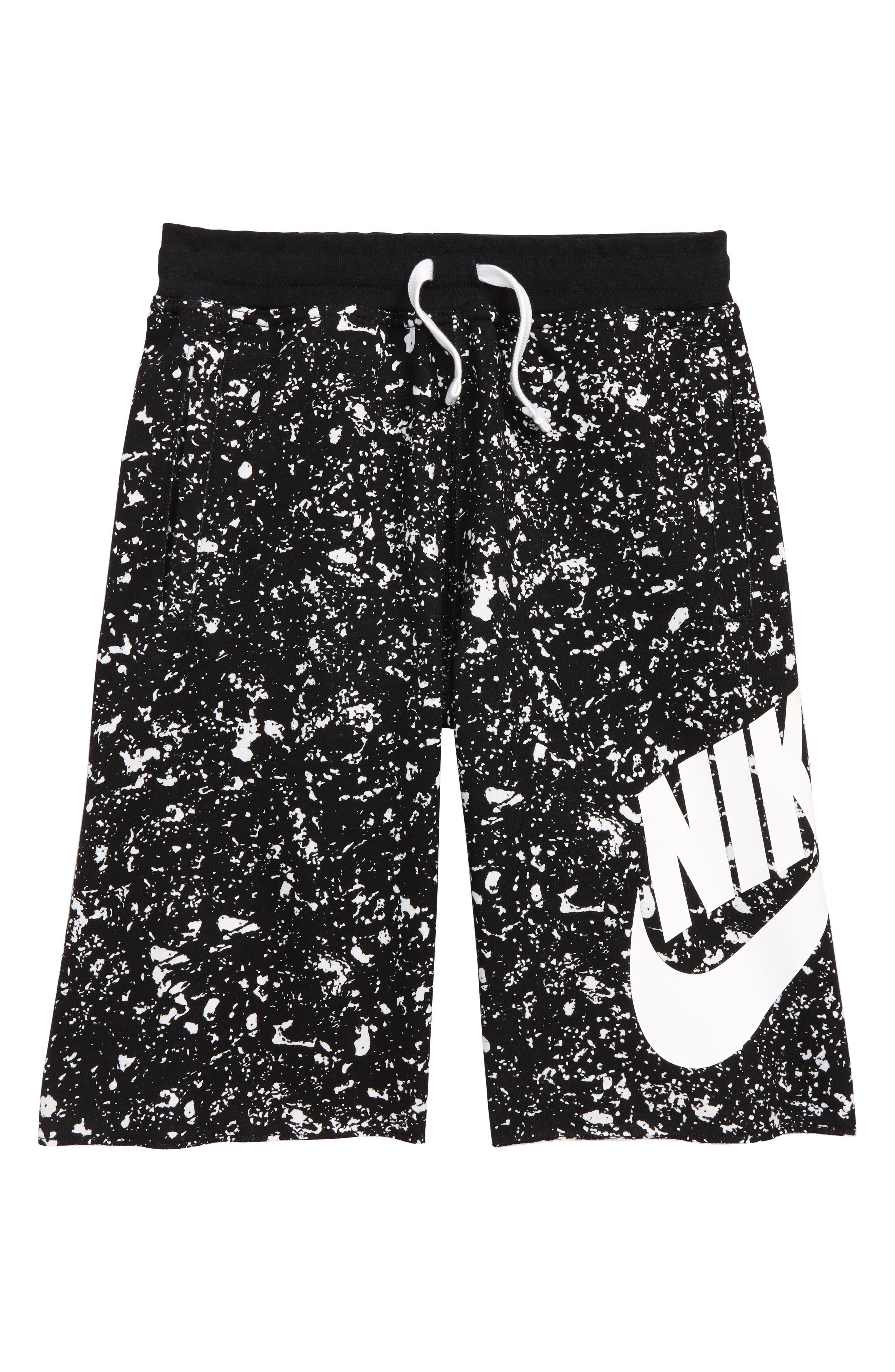 Sportswear Alumni Shorts,                         Main,                         color, 010