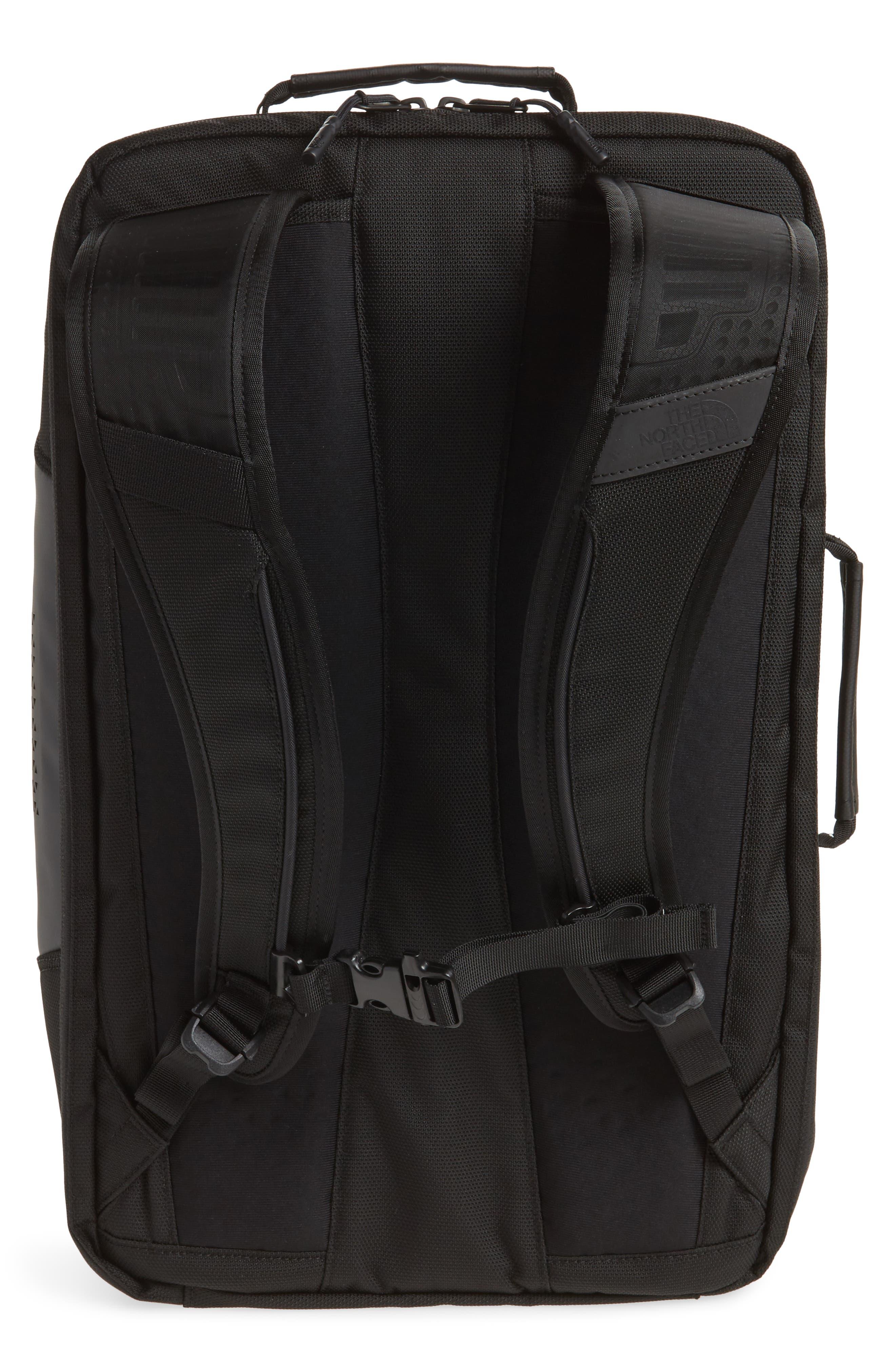 Refractor Duffel Backpack,                             Alternate thumbnail 3, color,                             001