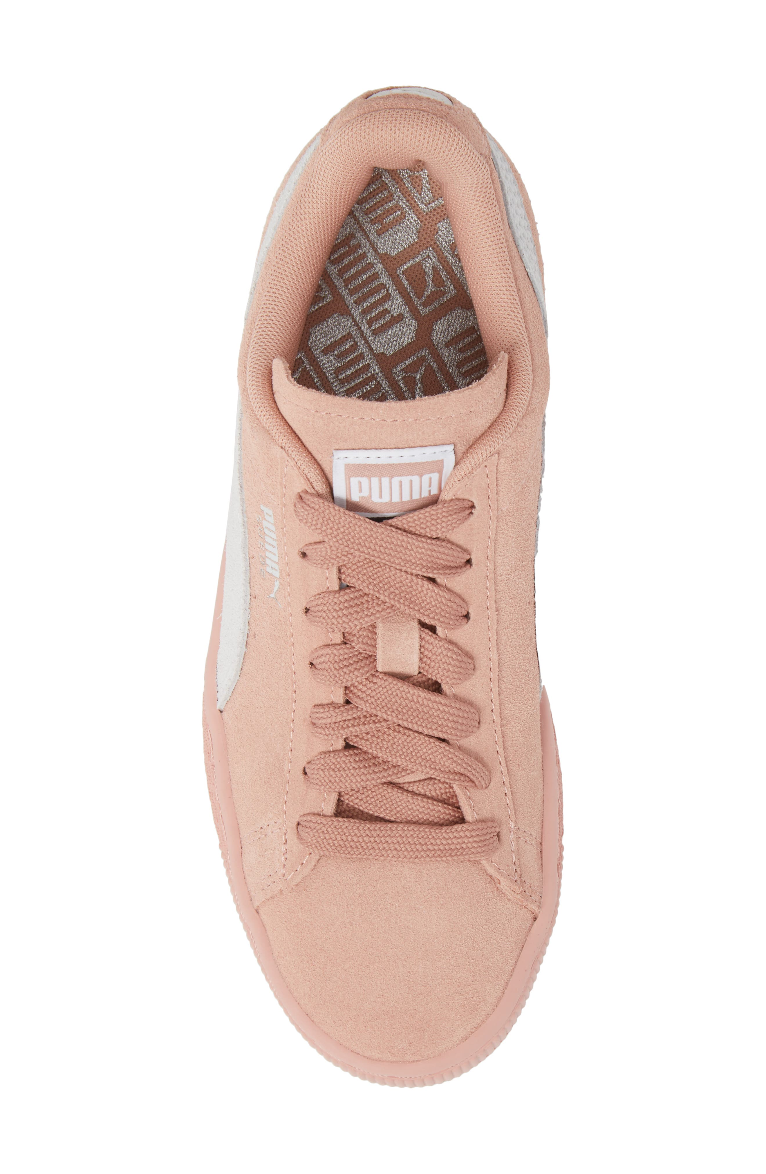 Suede Sneaker,                             Alternate thumbnail 116, color,