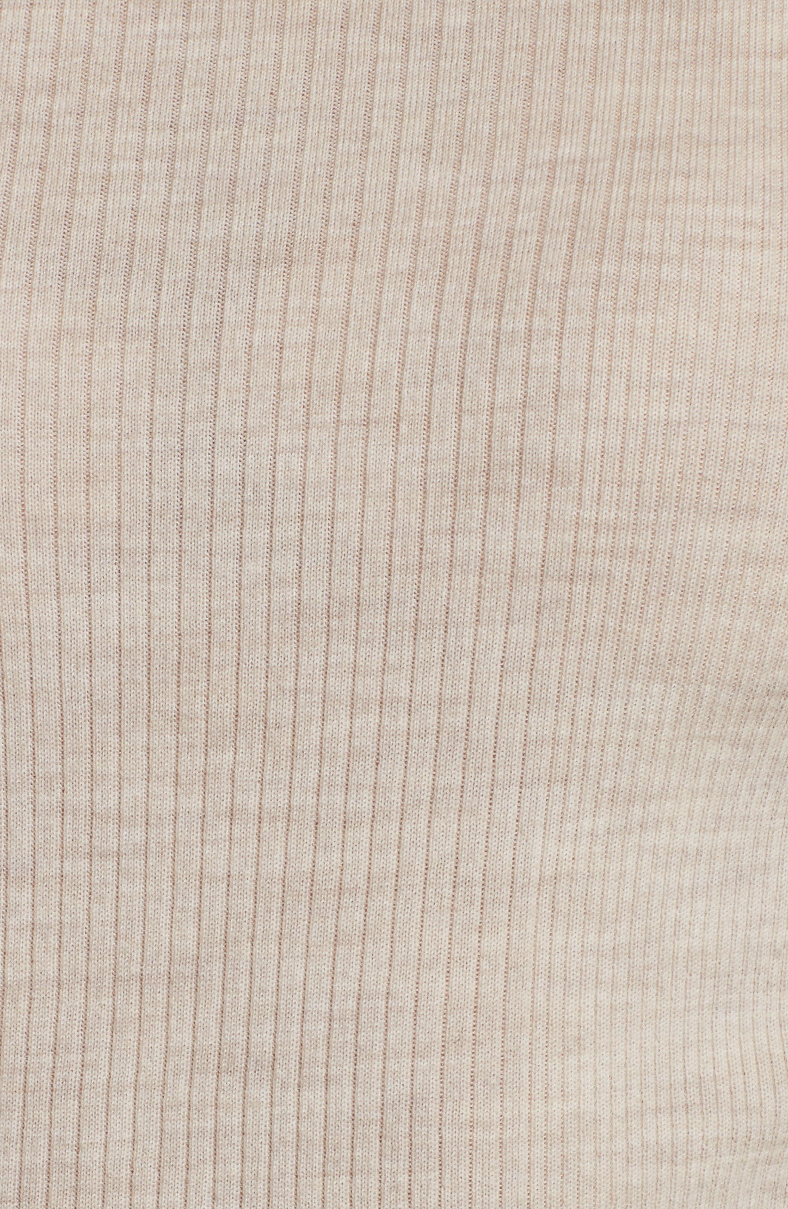 Merino Wool Blend Sweater,                             Alternate thumbnail 5, color,                             254