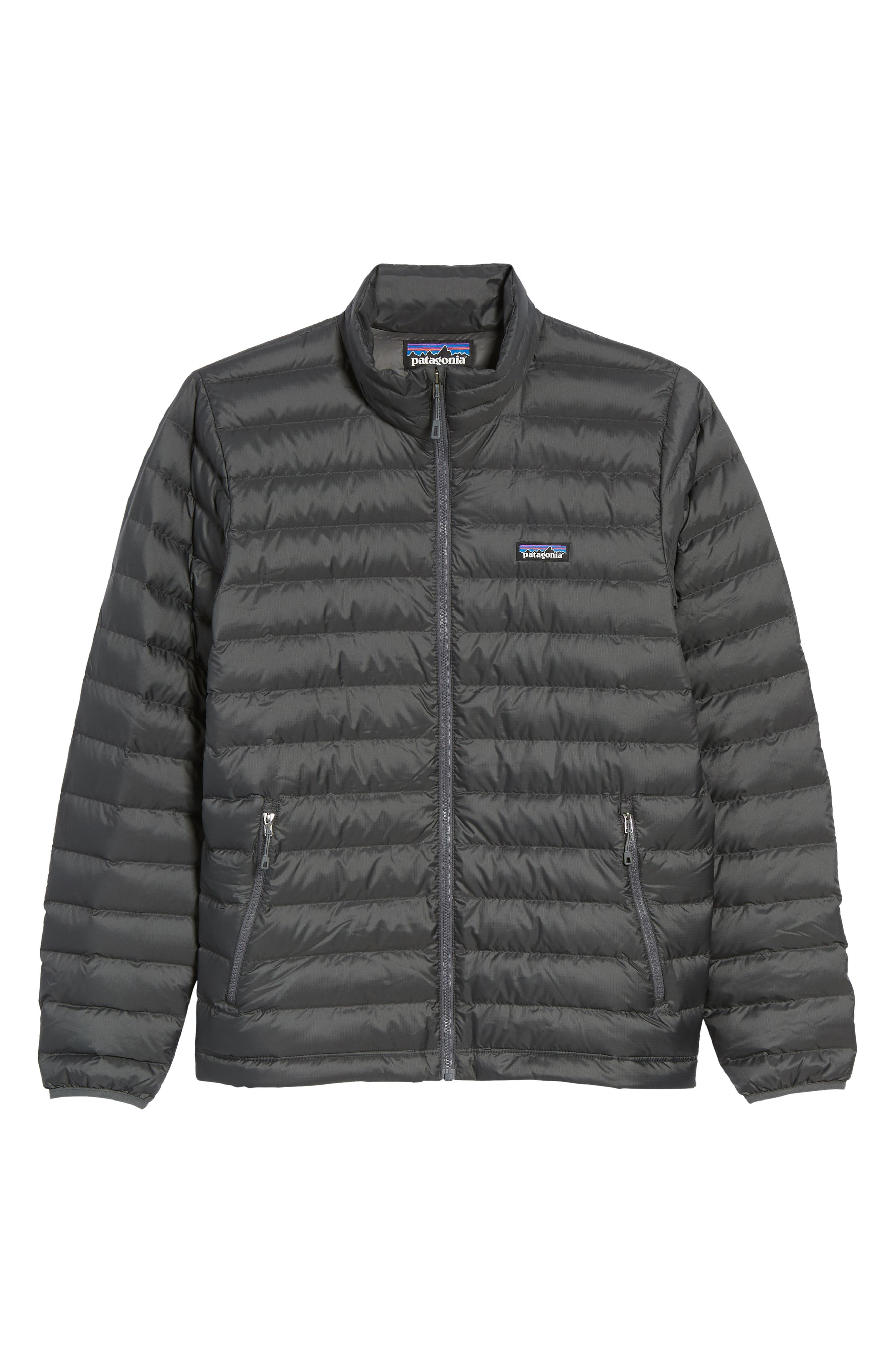 Water Repellent Down Jacket,                             Alternate thumbnail 80, color,