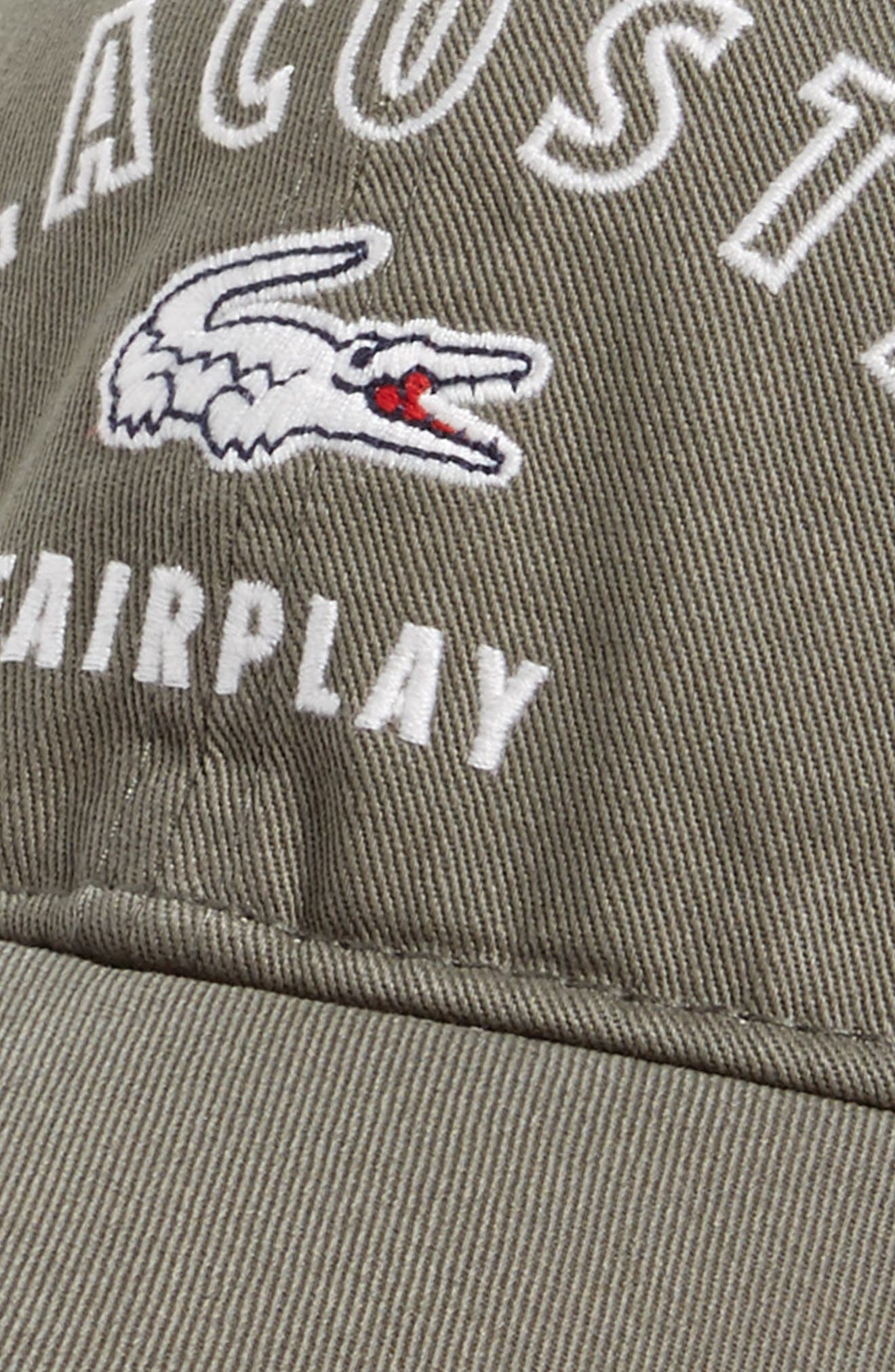 Fairplay Gabardine Ball Cap,                             Alternate thumbnail 3, color,                             359
