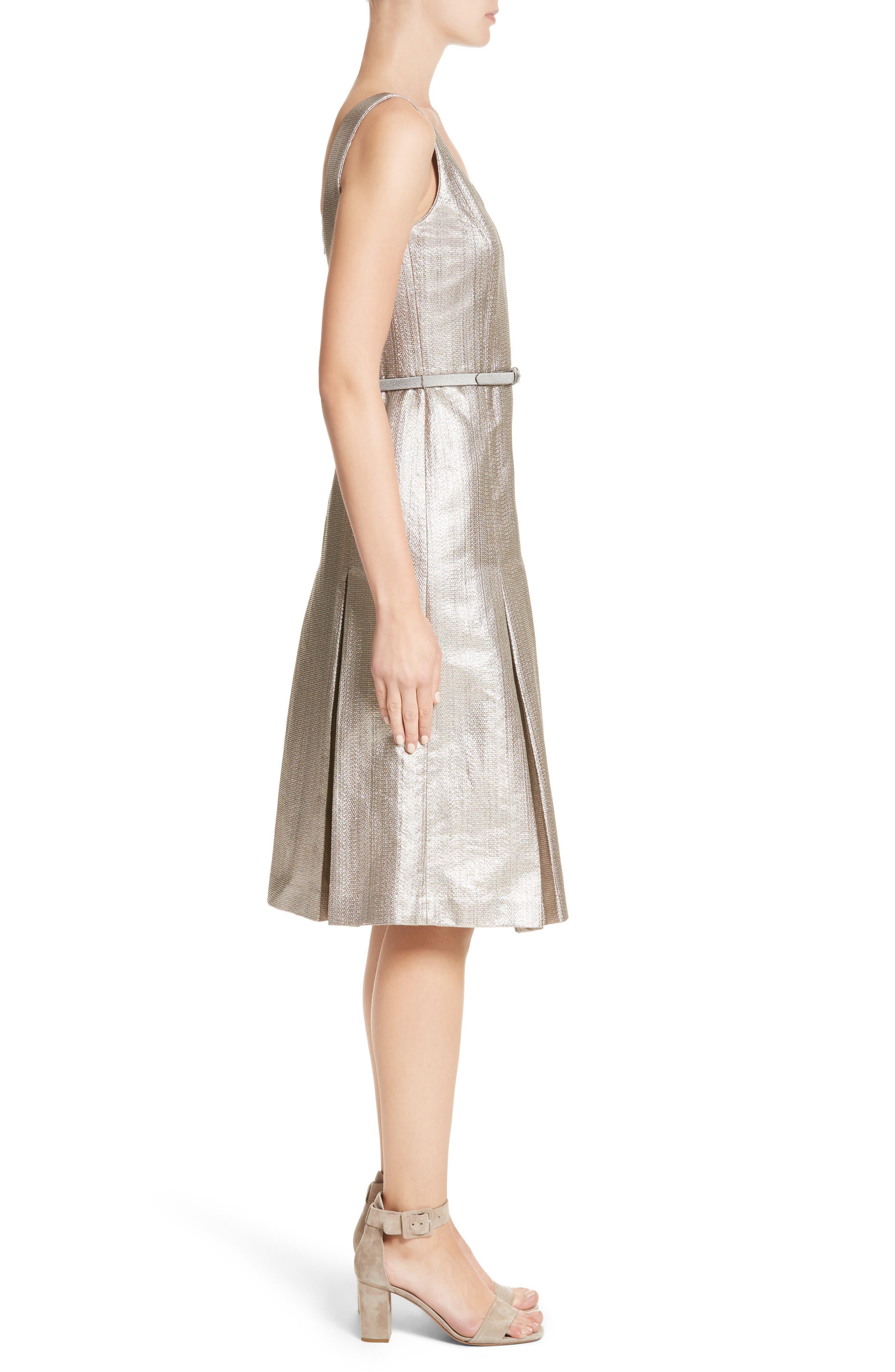 Lois Ceremonial Cloth Dress,                             Alternate thumbnail 3, color,