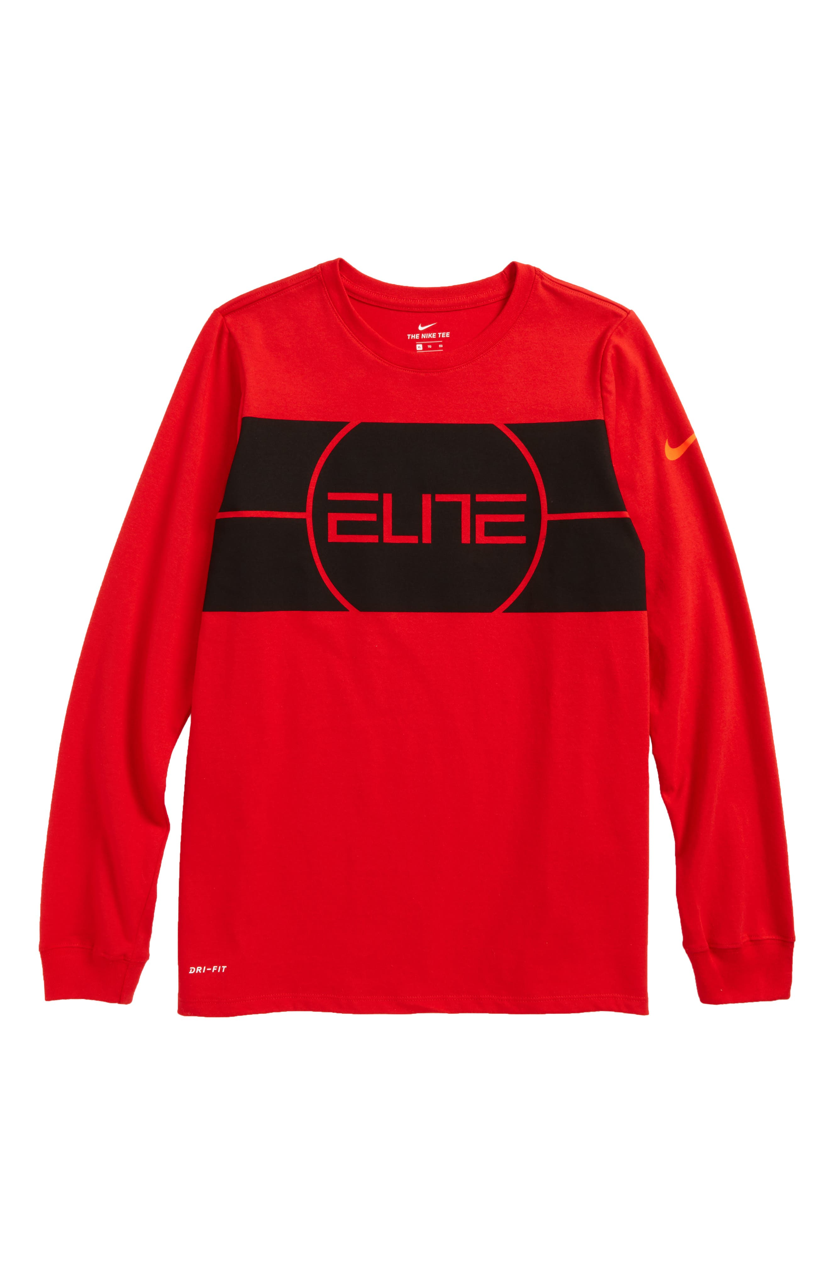 Dry Elite Logo T-Shirt,                             Main thumbnail 4, color,