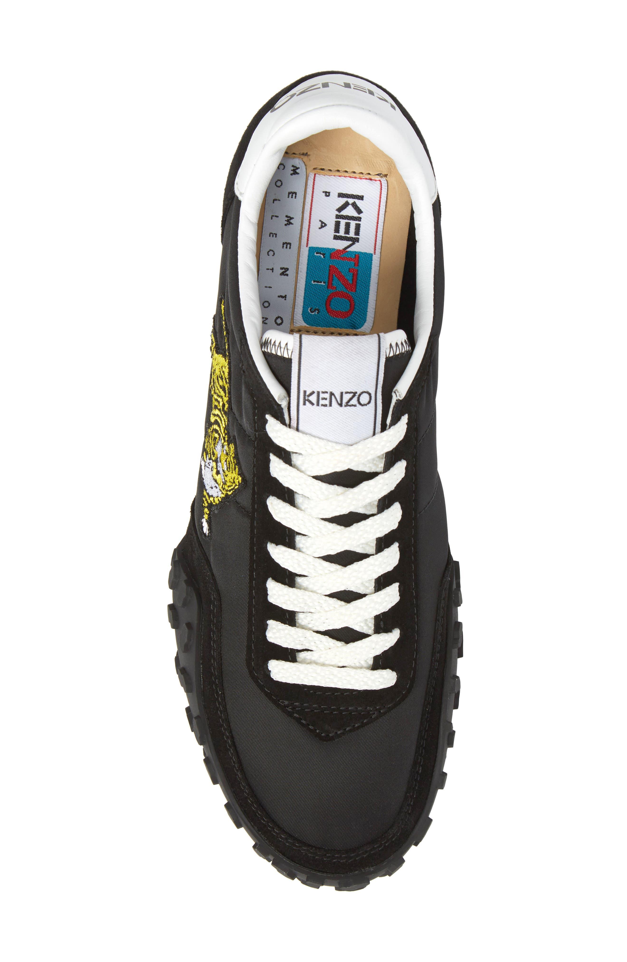 MOVE Sneaker,                             Alternate thumbnail 5, color,                             BLACK