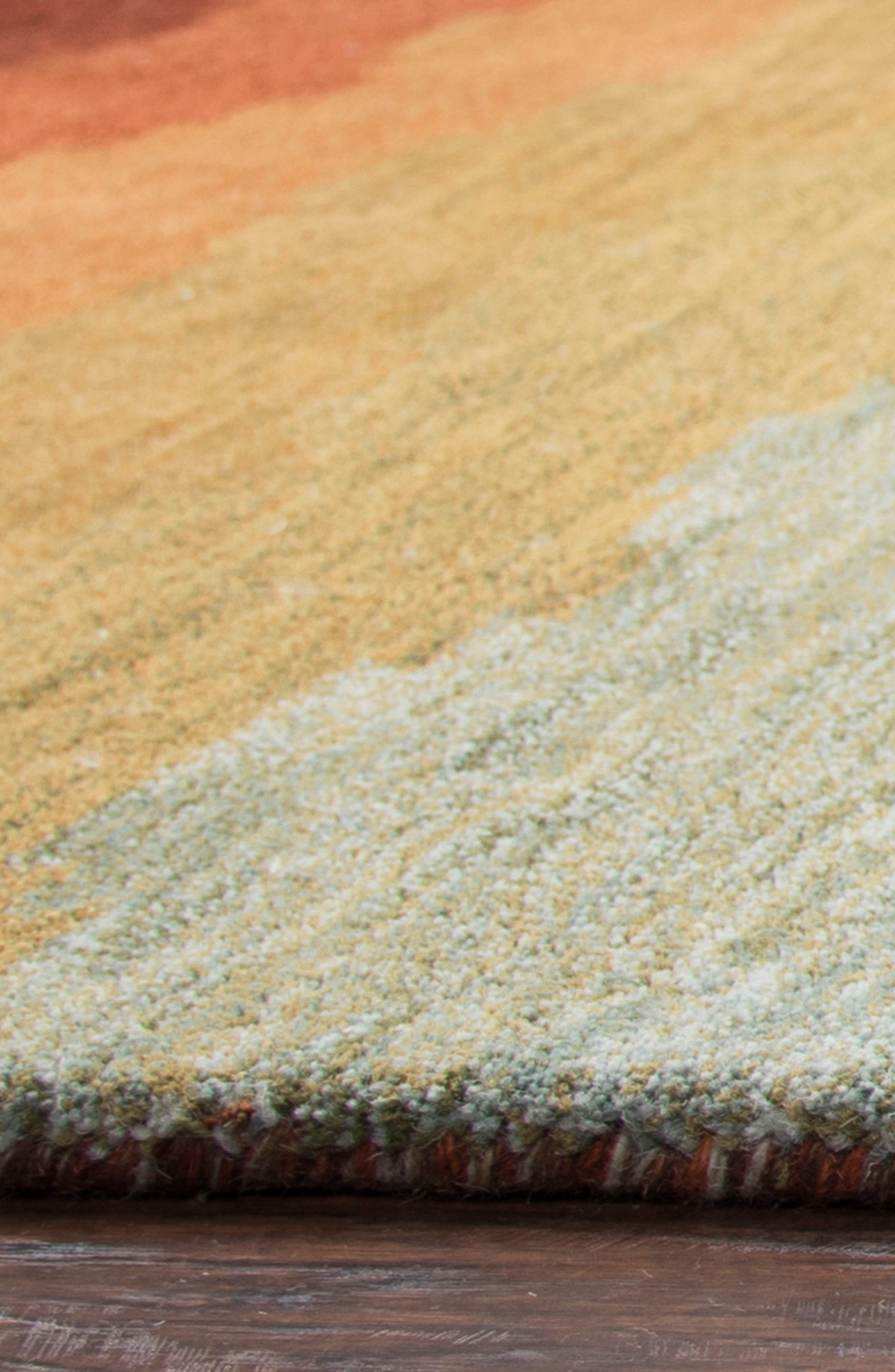 Desert Oasis Hand Tufted Wool Area Rug,                             Alternate thumbnail 5, color,                             220