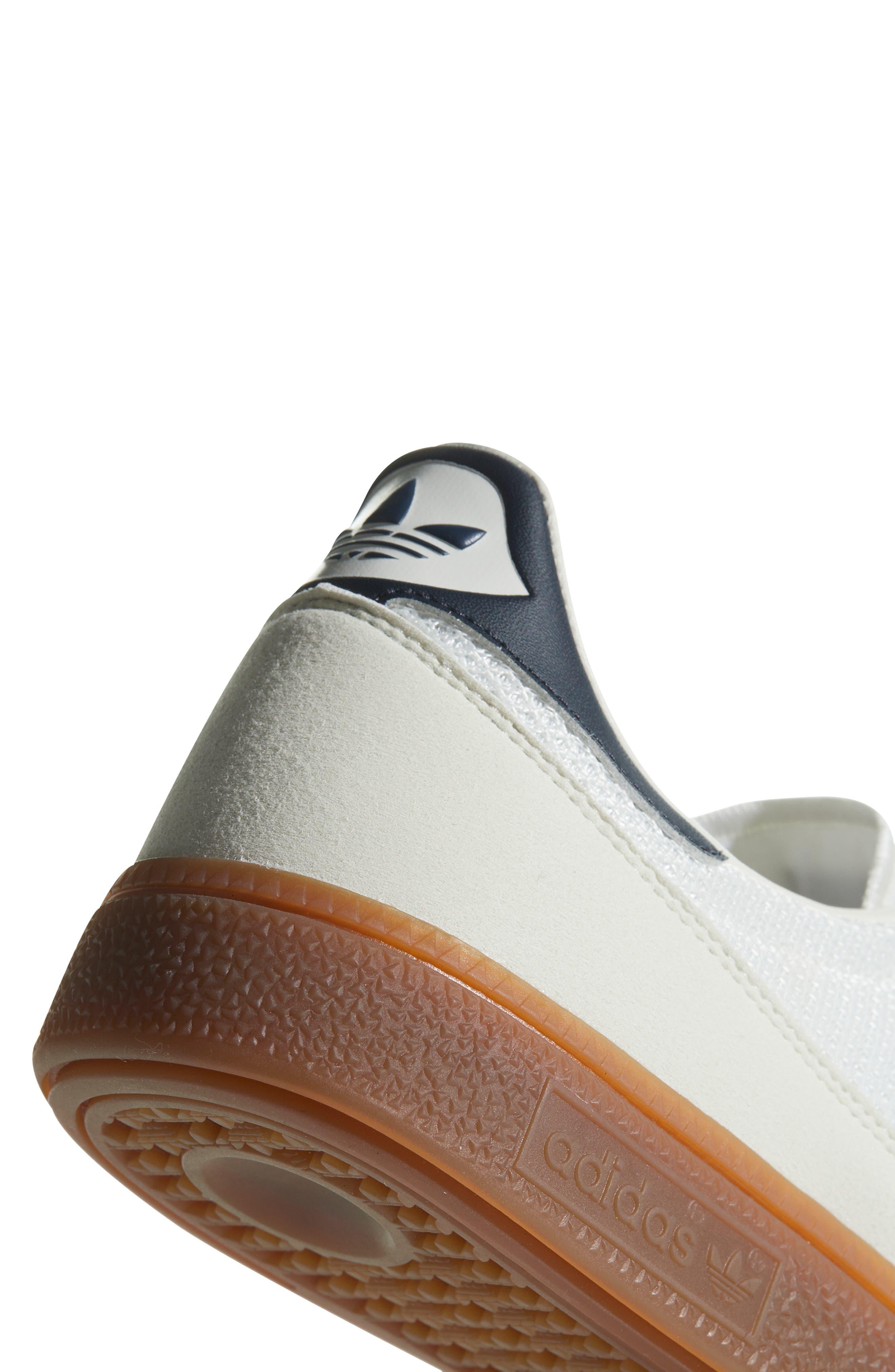 Wilsy SPZL Sneaker,                             Alternate thumbnail 7, color,                             OFF WHITE/ NIGHT NAVY