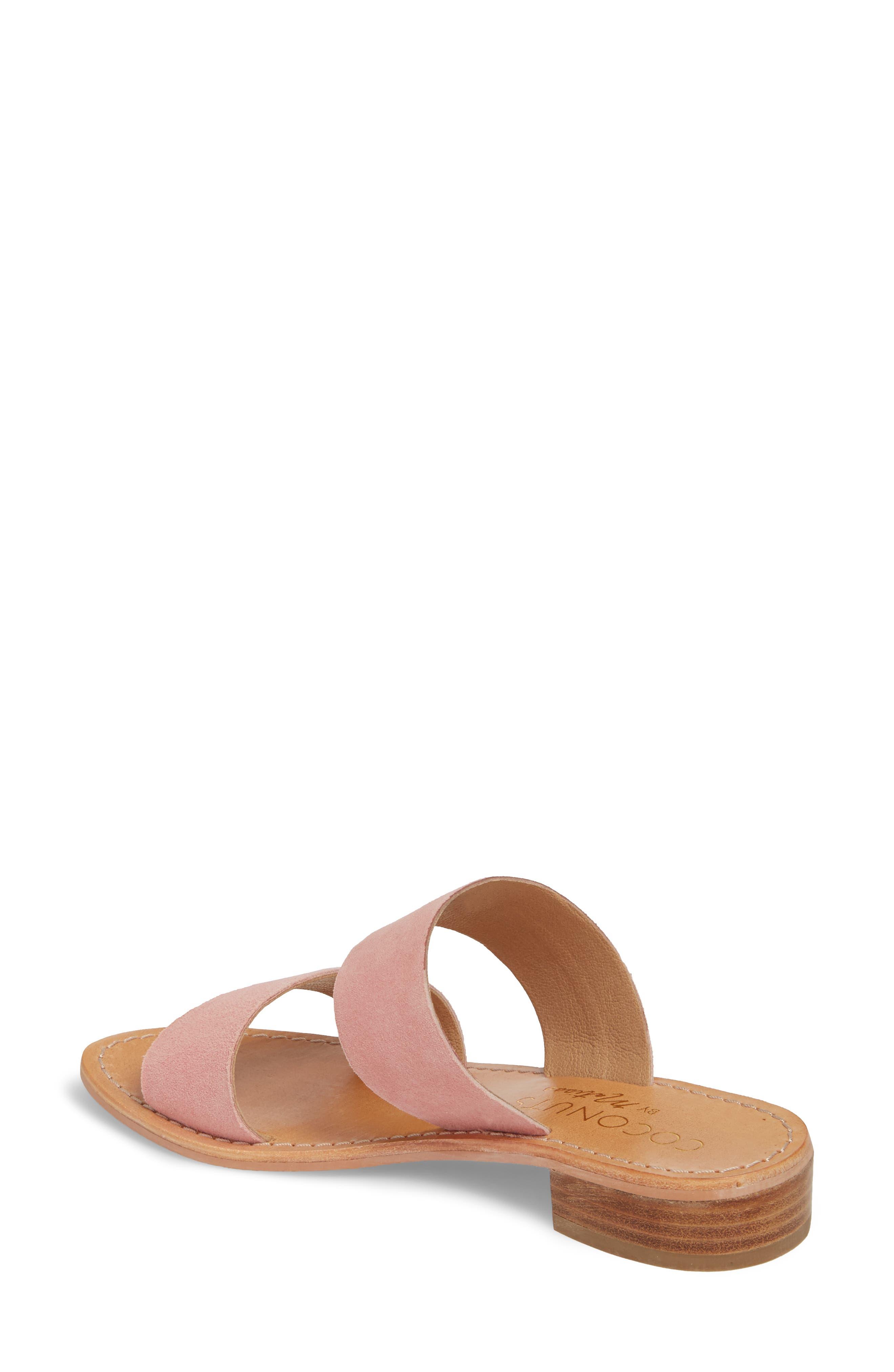 Limelight Slide Sandal,                             Alternate thumbnail 7, color,