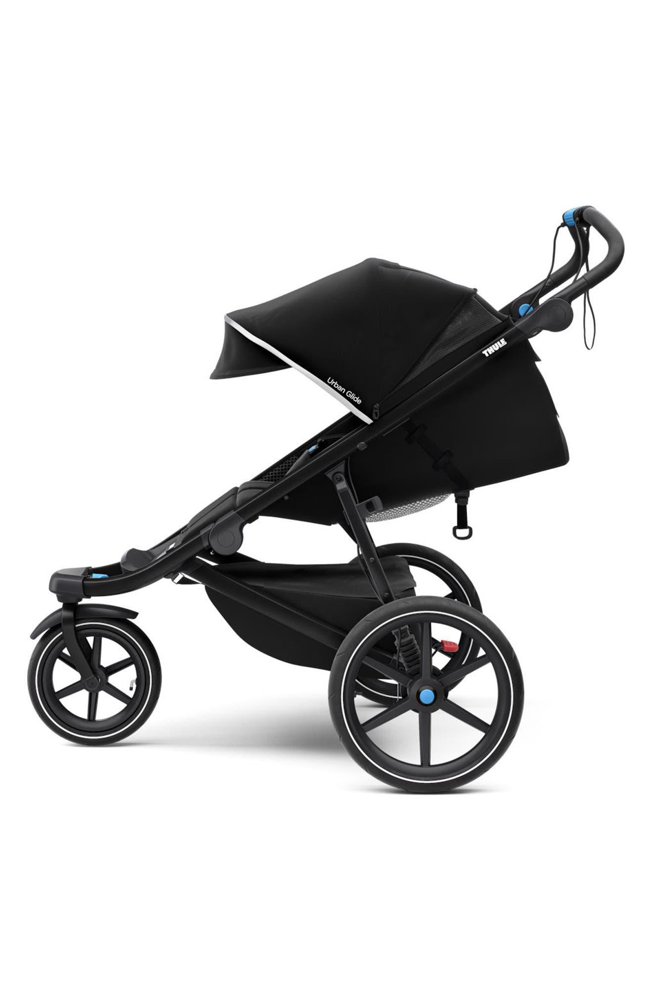 THULE,                             Urban Glide 2 Jogging Stroller with Black Frame,                             Alternate thumbnail 2, color,                             006