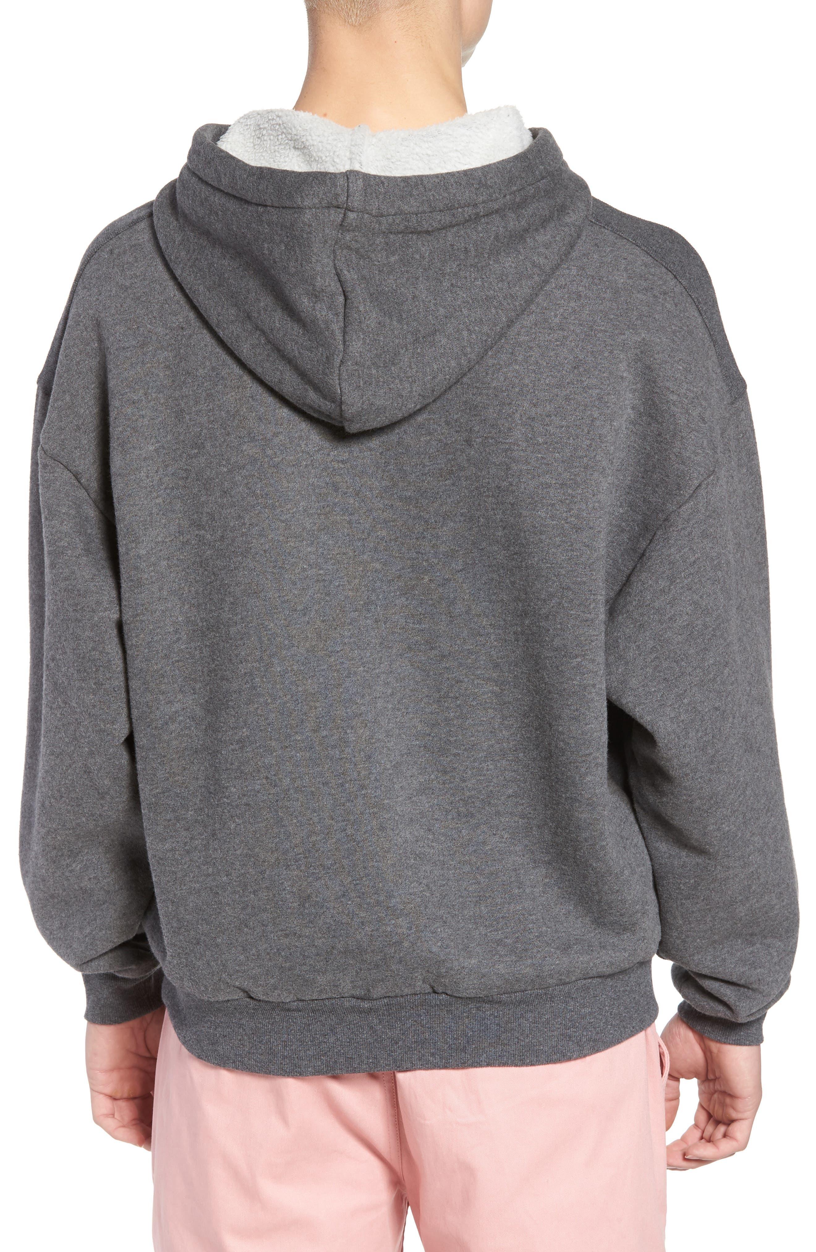 Milton Hoodie Sweatshirt,                             Alternate thumbnail 2, color,                             020