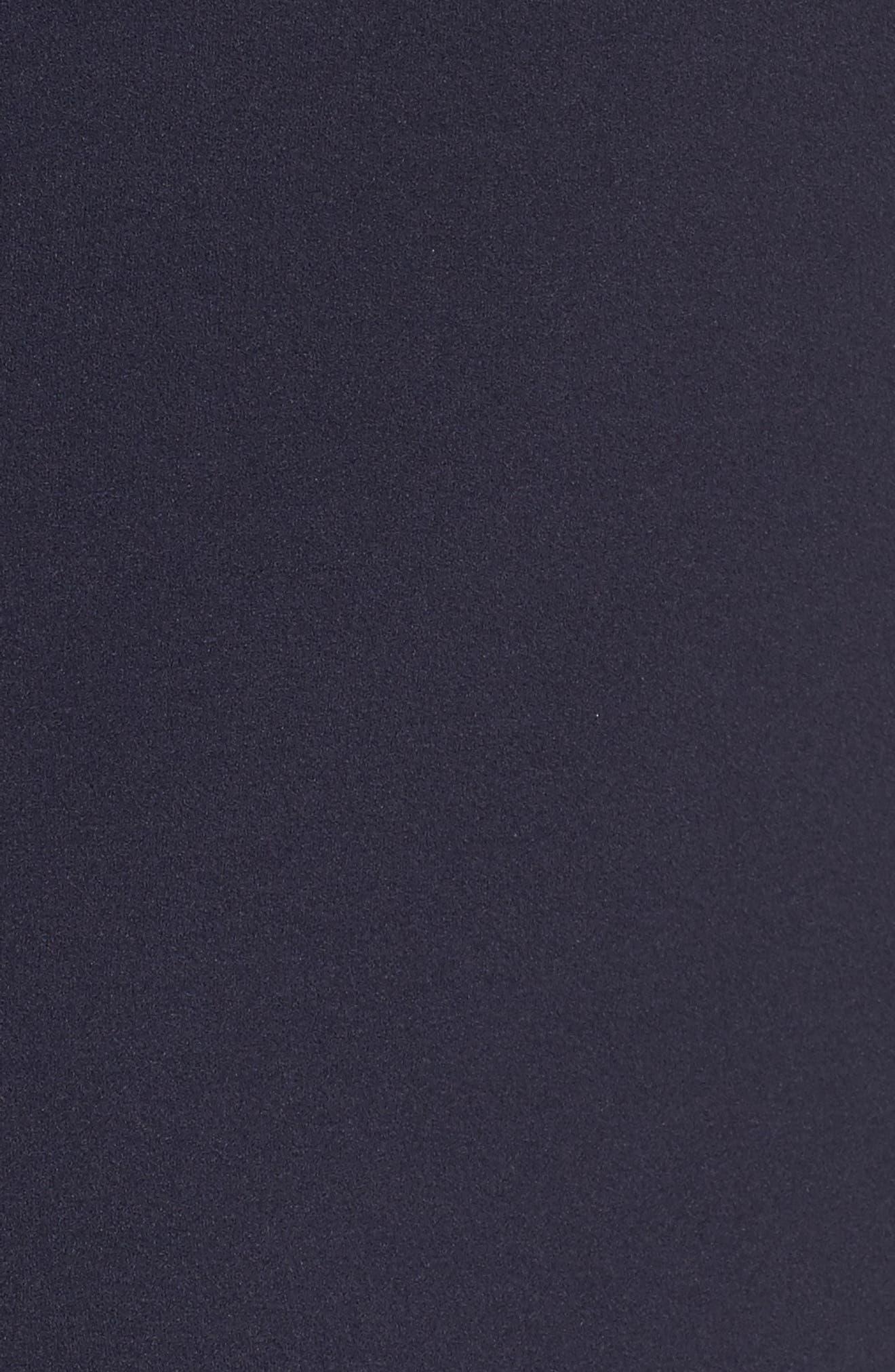 One-Shoulder Sheath Dress,                             Alternate thumbnail 5, color,                             410