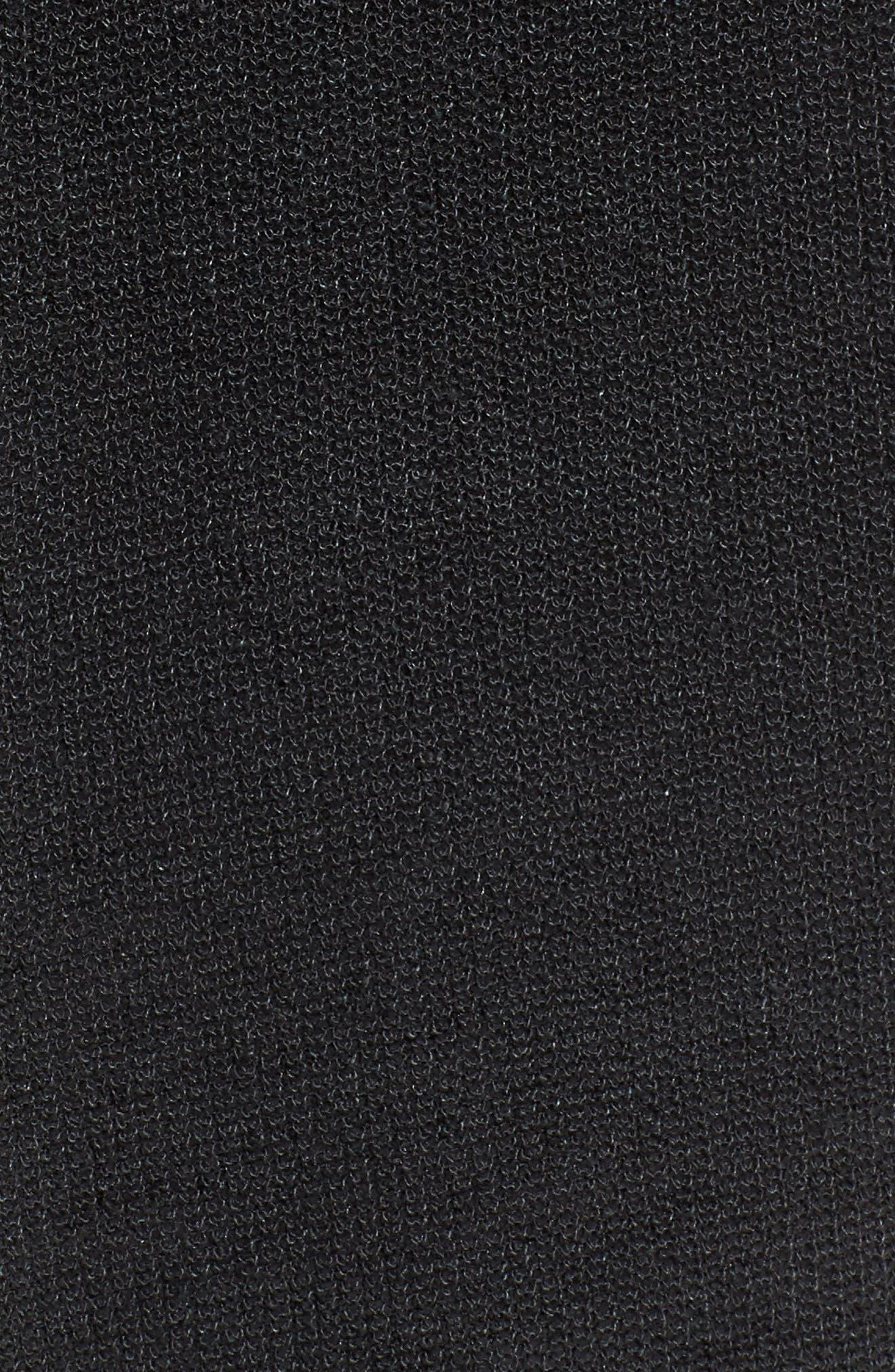 Long Organic Linen Blend Kimono Cardigan,                             Alternate thumbnail 5, color,                             025