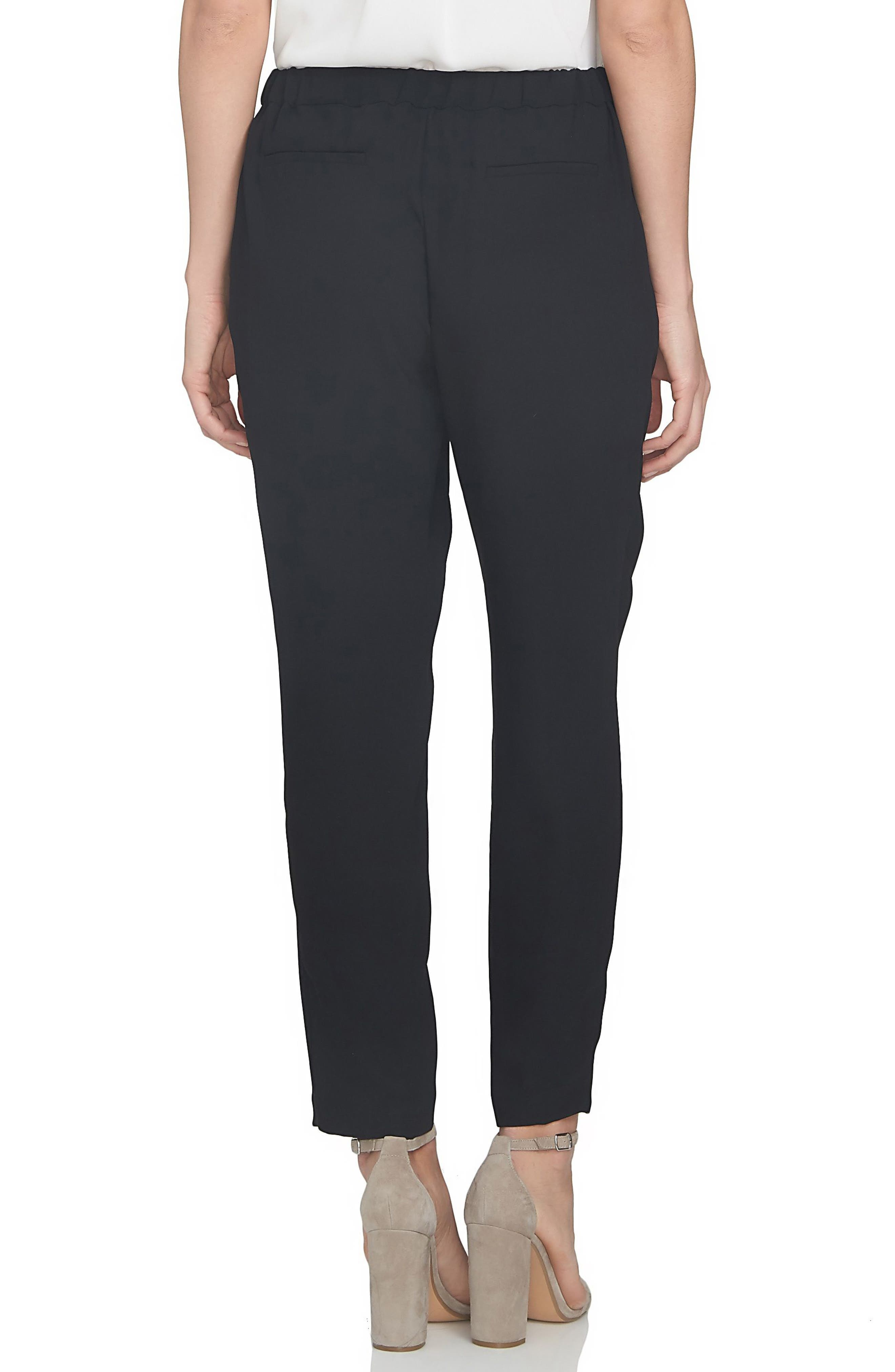 Soft Crepe Jogger Pants,                             Alternate thumbnail 2, color,