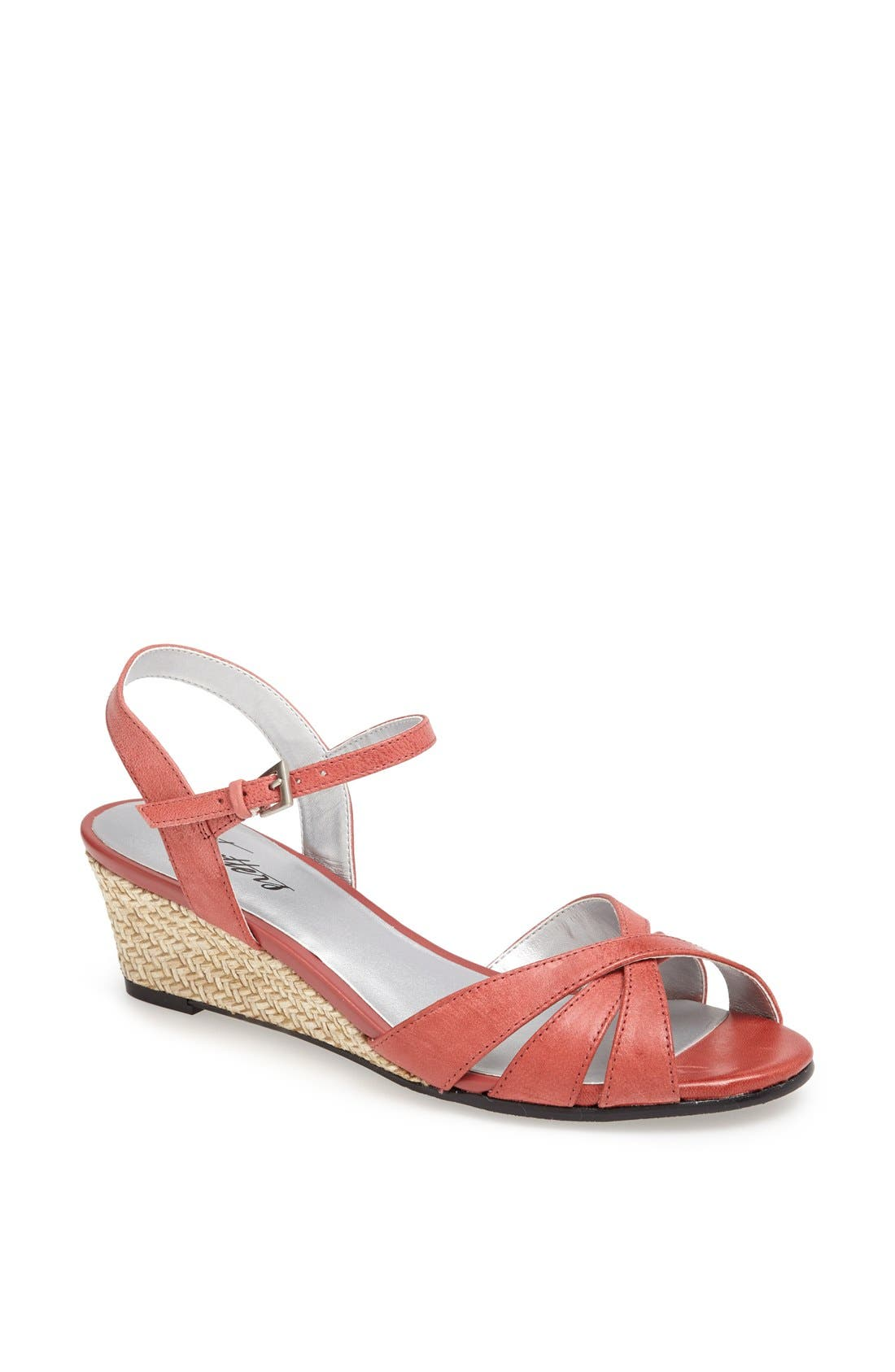 'Mickey' Wedge Sandal,                             Main thumbnail 10, color,