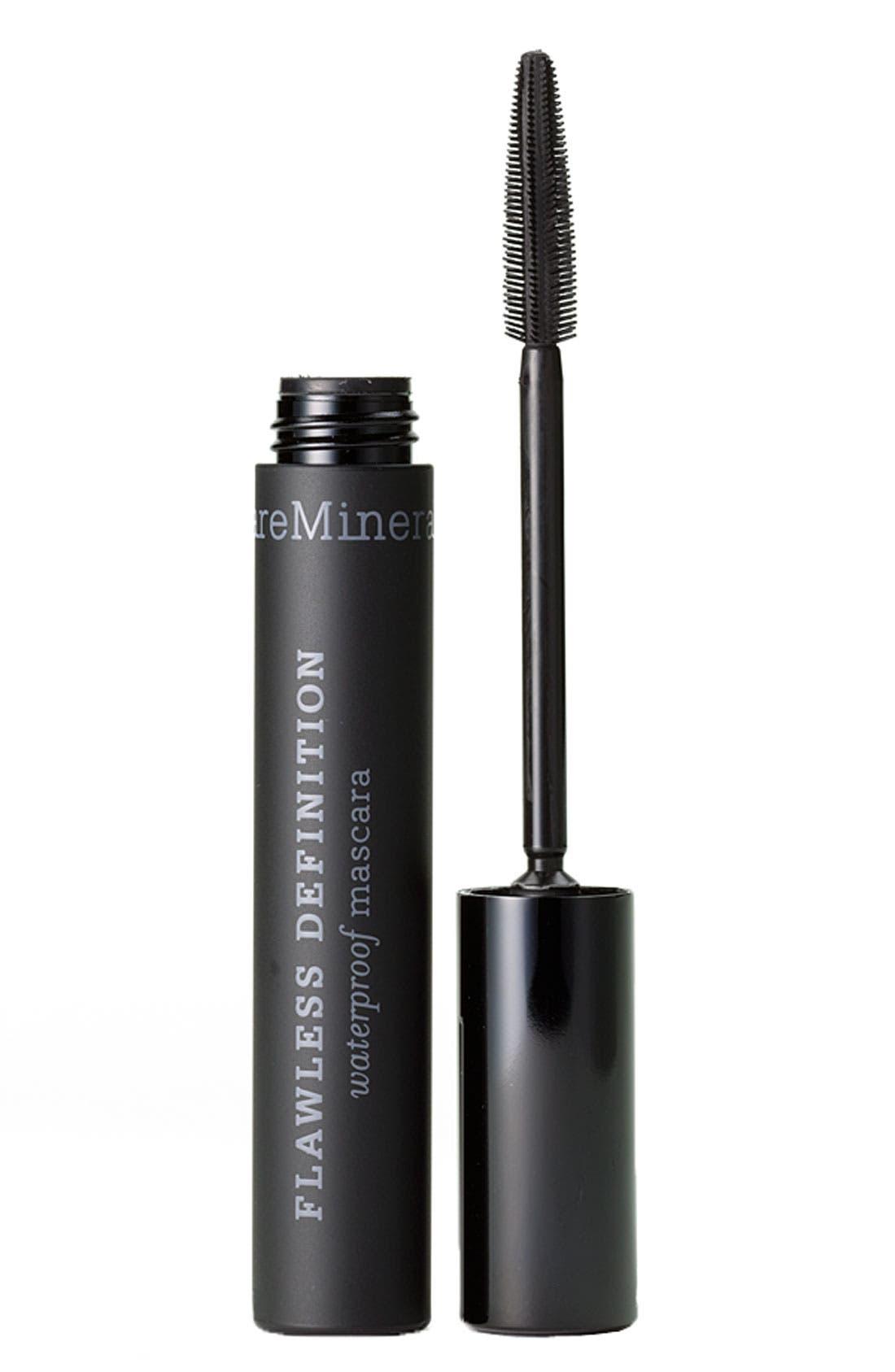 Flawless Definition Waterproof Mascara,                         Main,                         color, 001