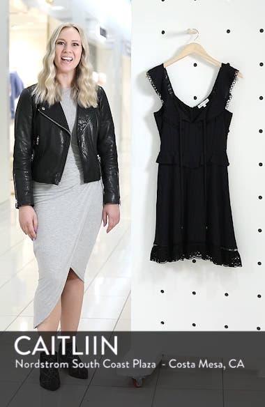 Kasey Peplum Fit & Flare Dress, sales video thumbnail