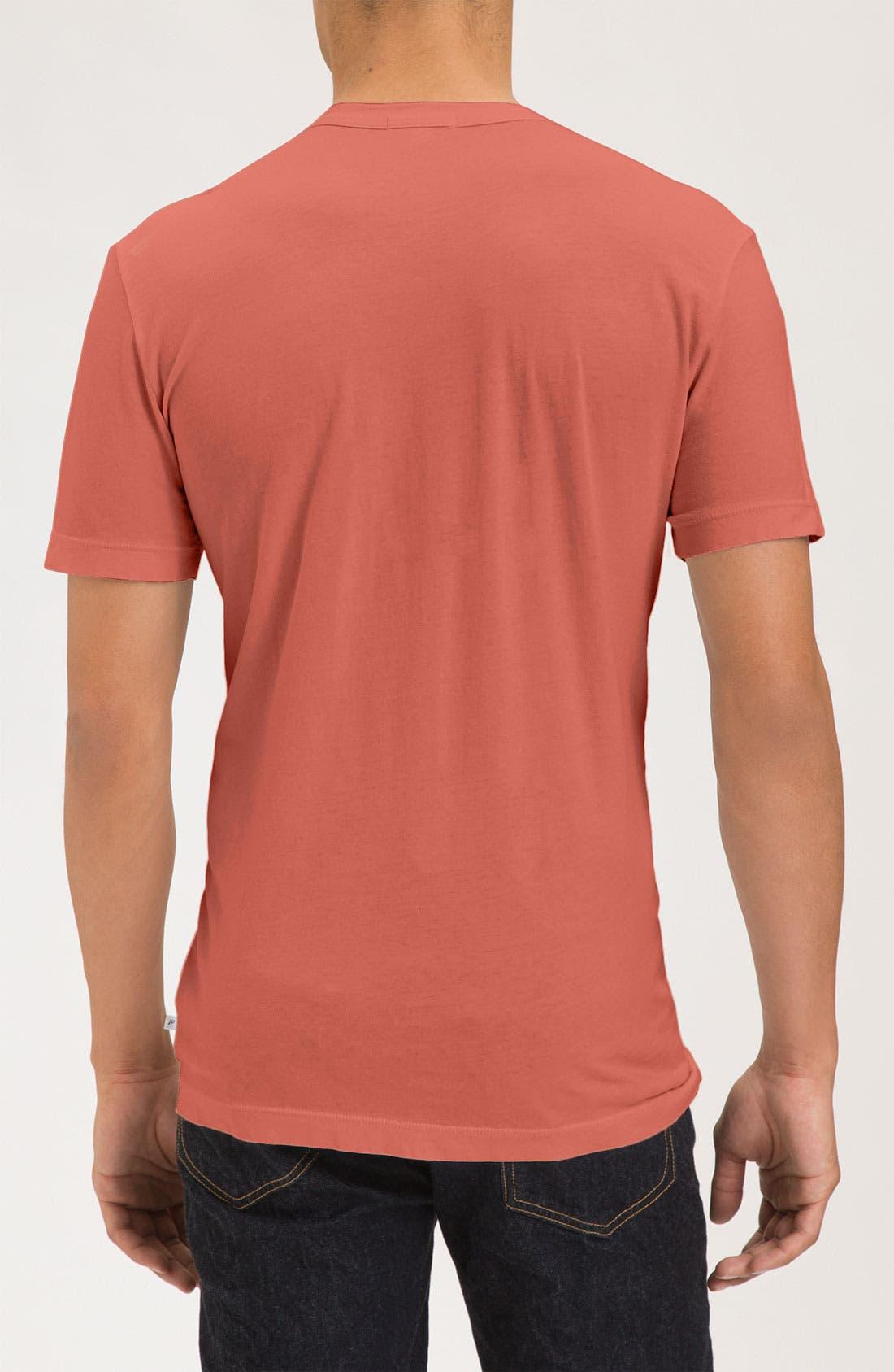Crewneck Jersey T-Shirt,                             Alternate thumbnail 154, color,