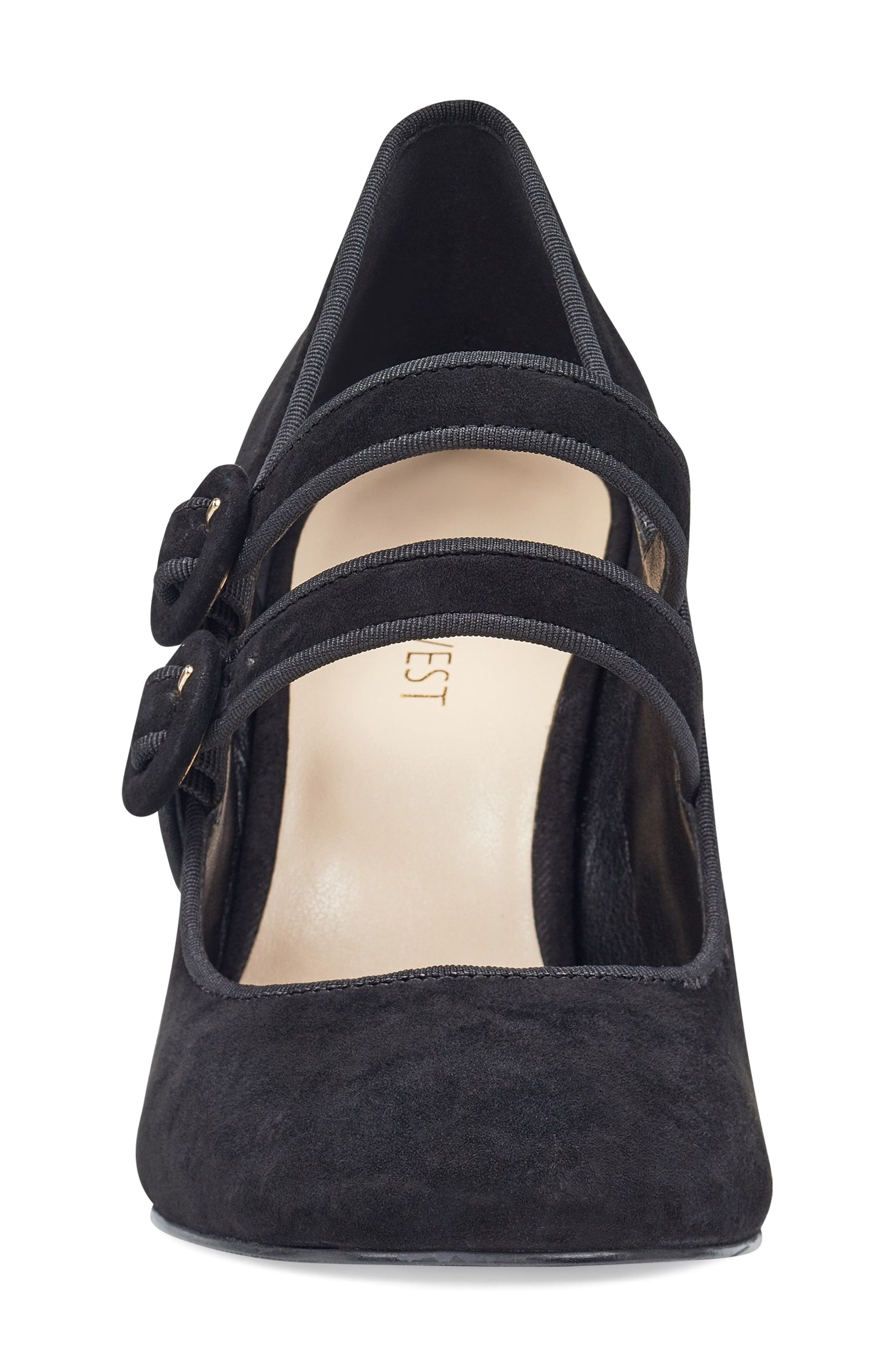 Dabney Double Strap Mary Jane Pump,                             Alternate thumbnail 13, color,