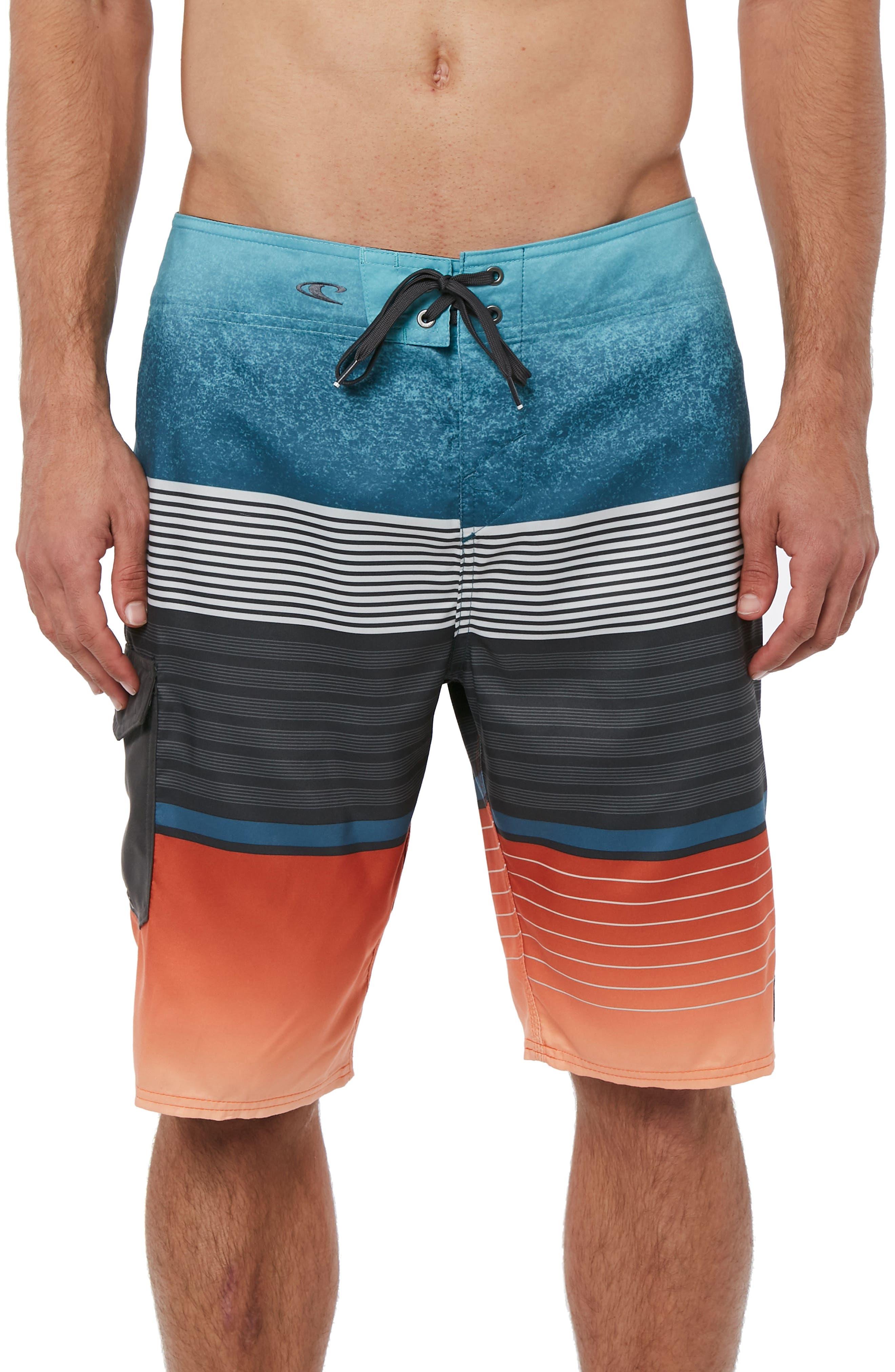Lennox Board Shorts,                             Main thumbnail 6, color,