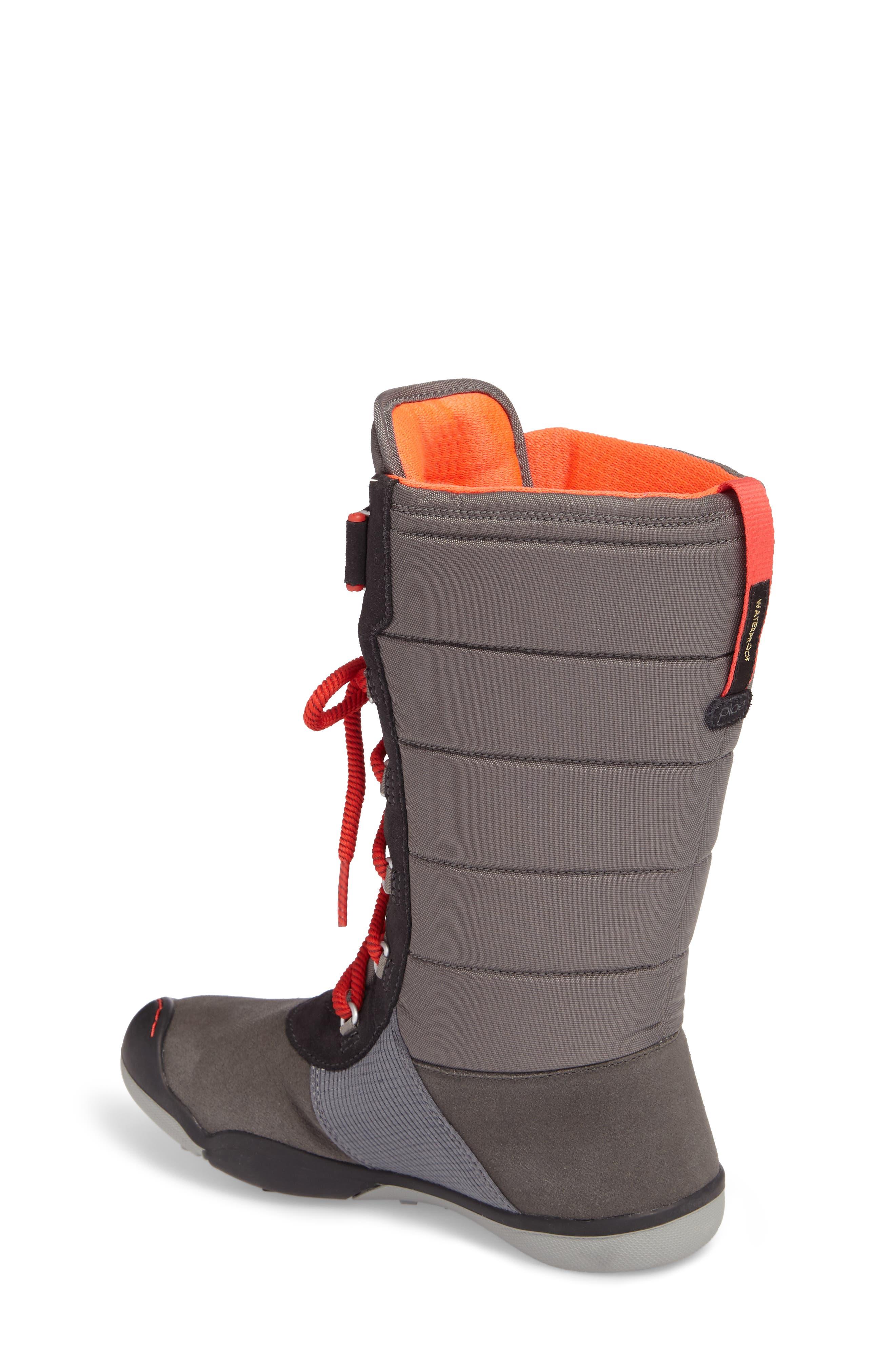 Jack Customizable Waterproof Boot,                             Alternate thumbnail 2, color,                             DARK