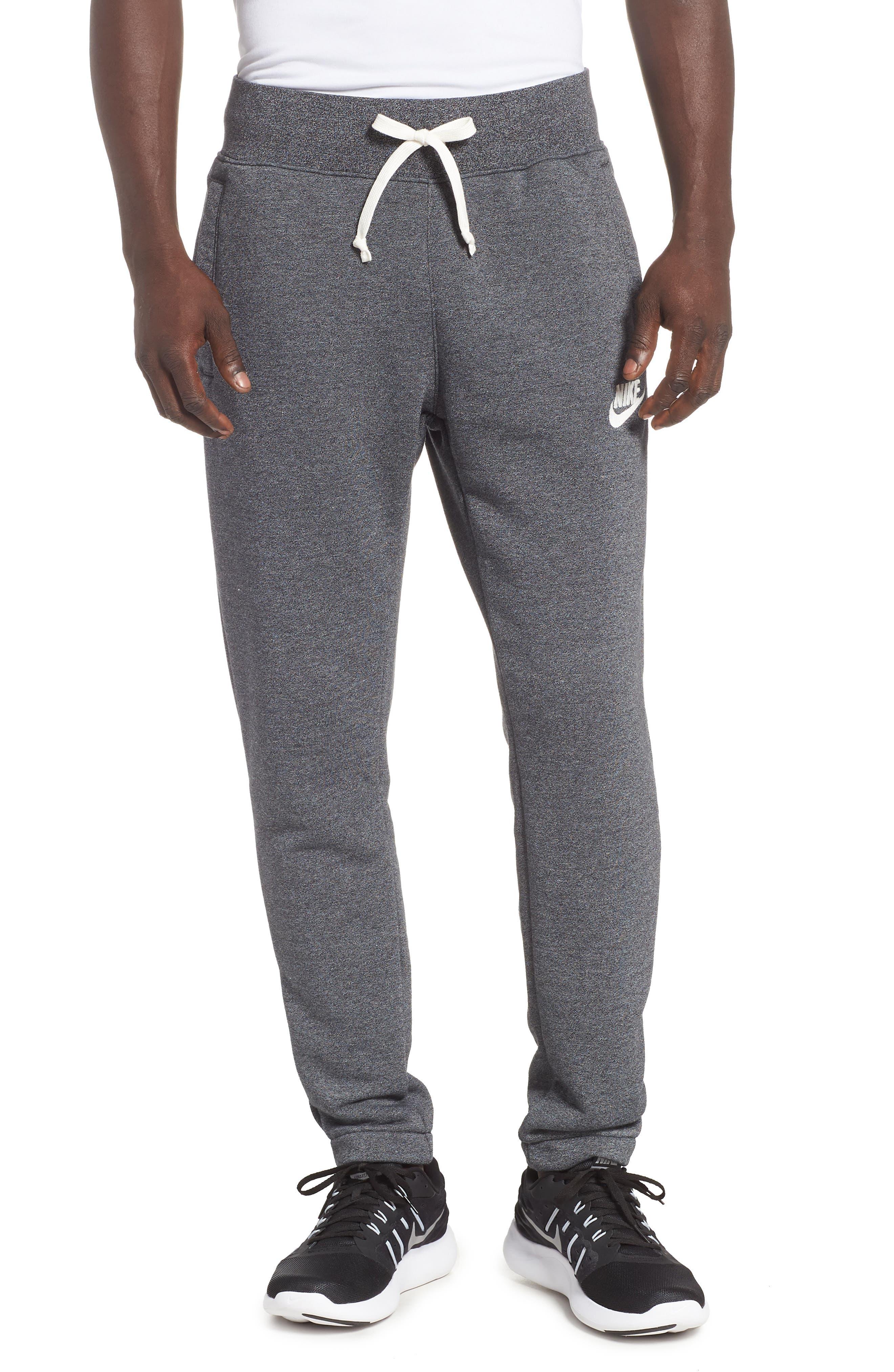 Sportswear ACG Heritage Pants,                         Main,                         color, BLACK/ HTR/ SAIL