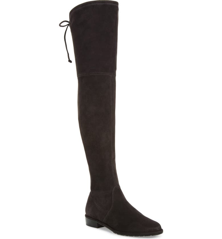 Looking for Stuart Weitzman Lowland Over the Knee Boot (Women) Great Price