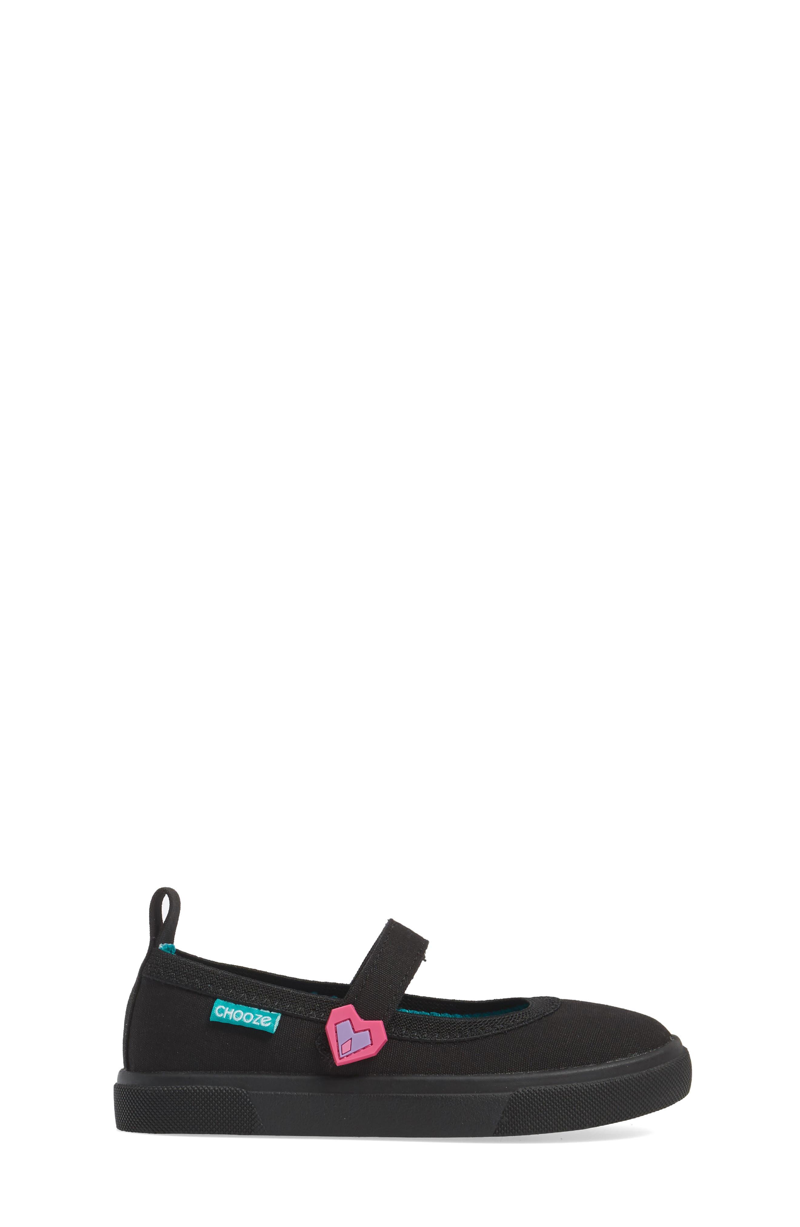 Skip Mary Jane Sneaker,                             Alternate thumbnail 3, color,                             016