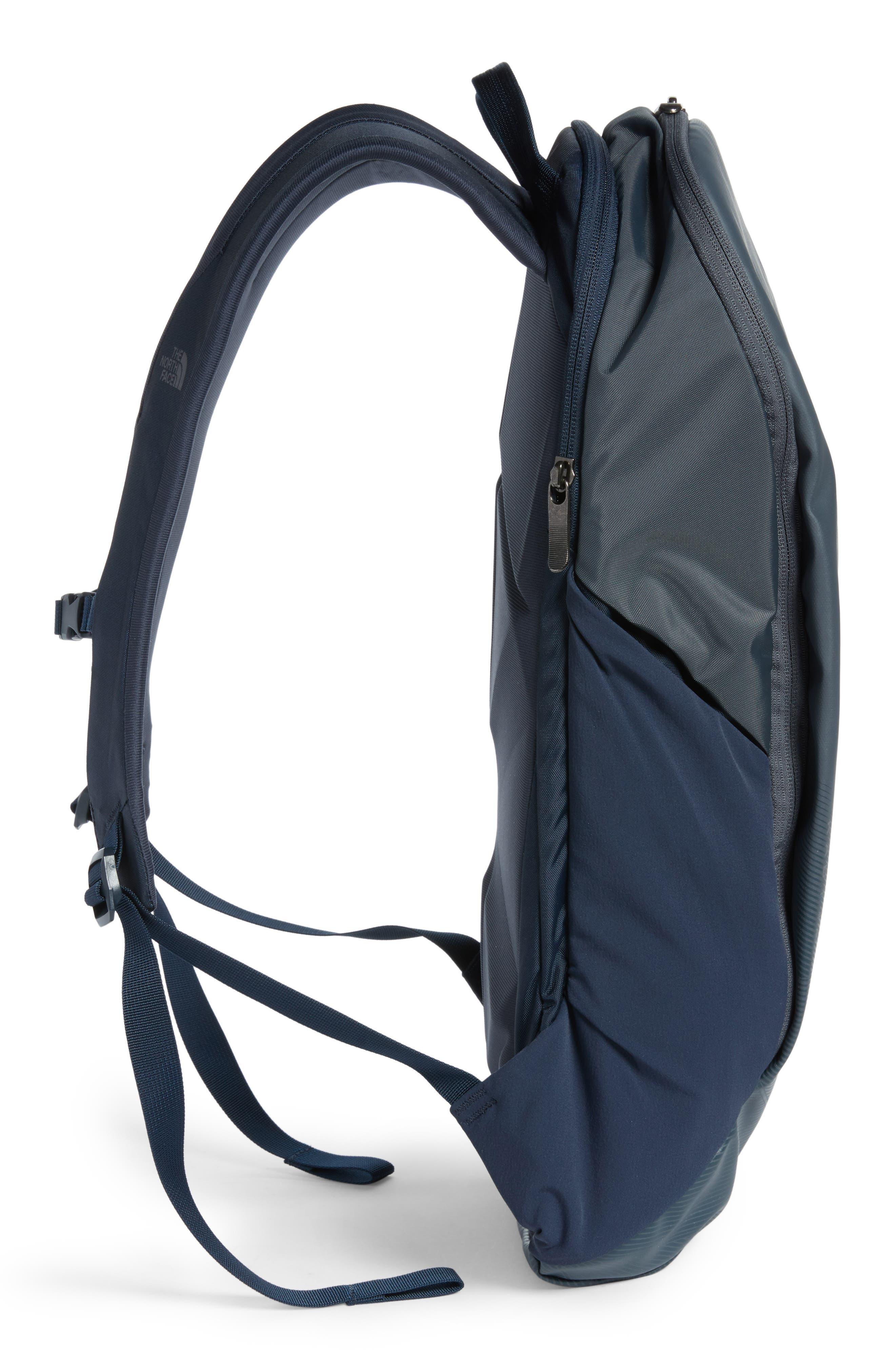 Kabyte Backpack,                             Alternate thumbnail 5, color,                             VANADIS GREY/ URBAN NAVY