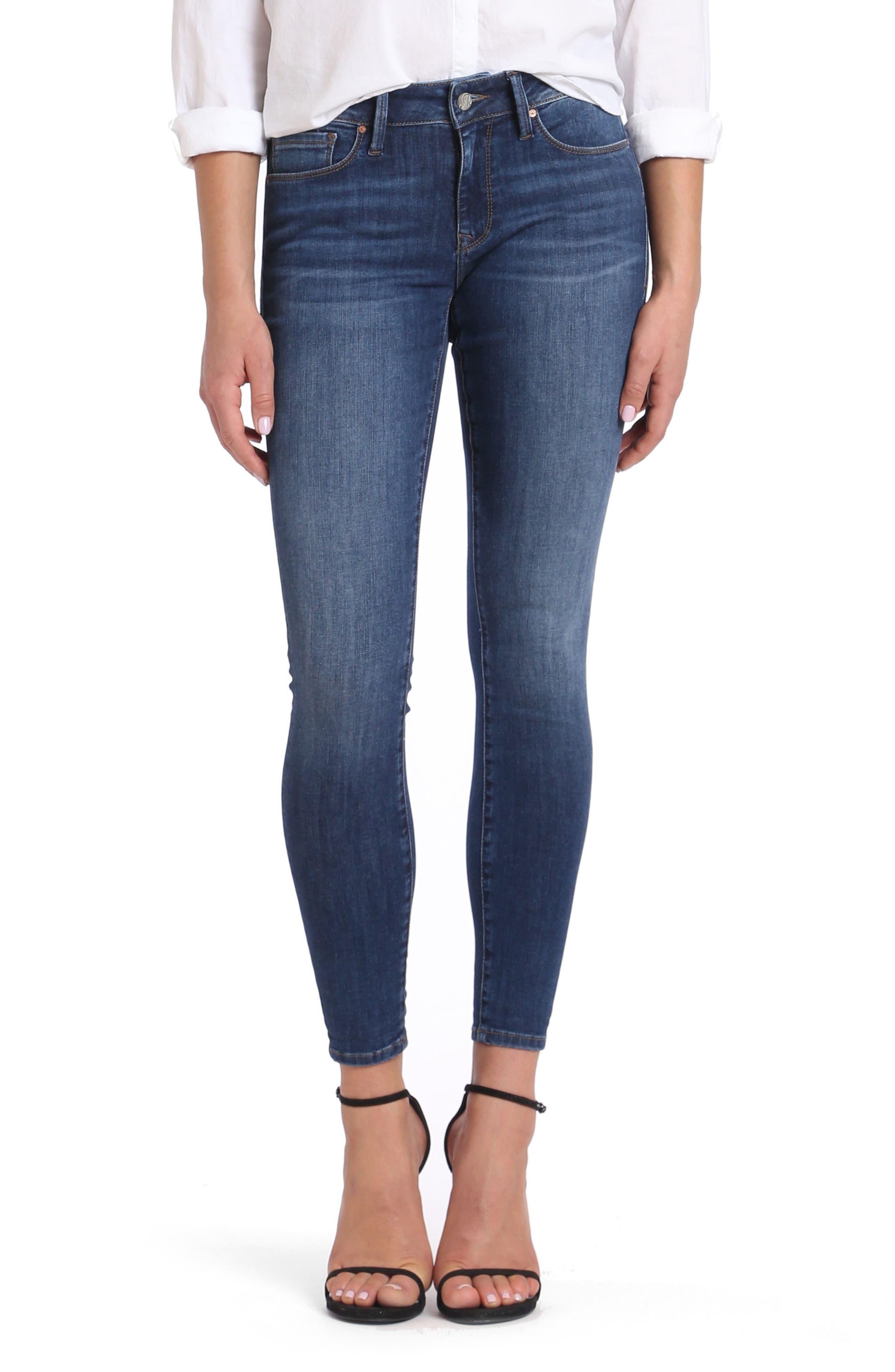 Alexa Ankle Skinny Jeans,                             Main thumbnail 1, color,