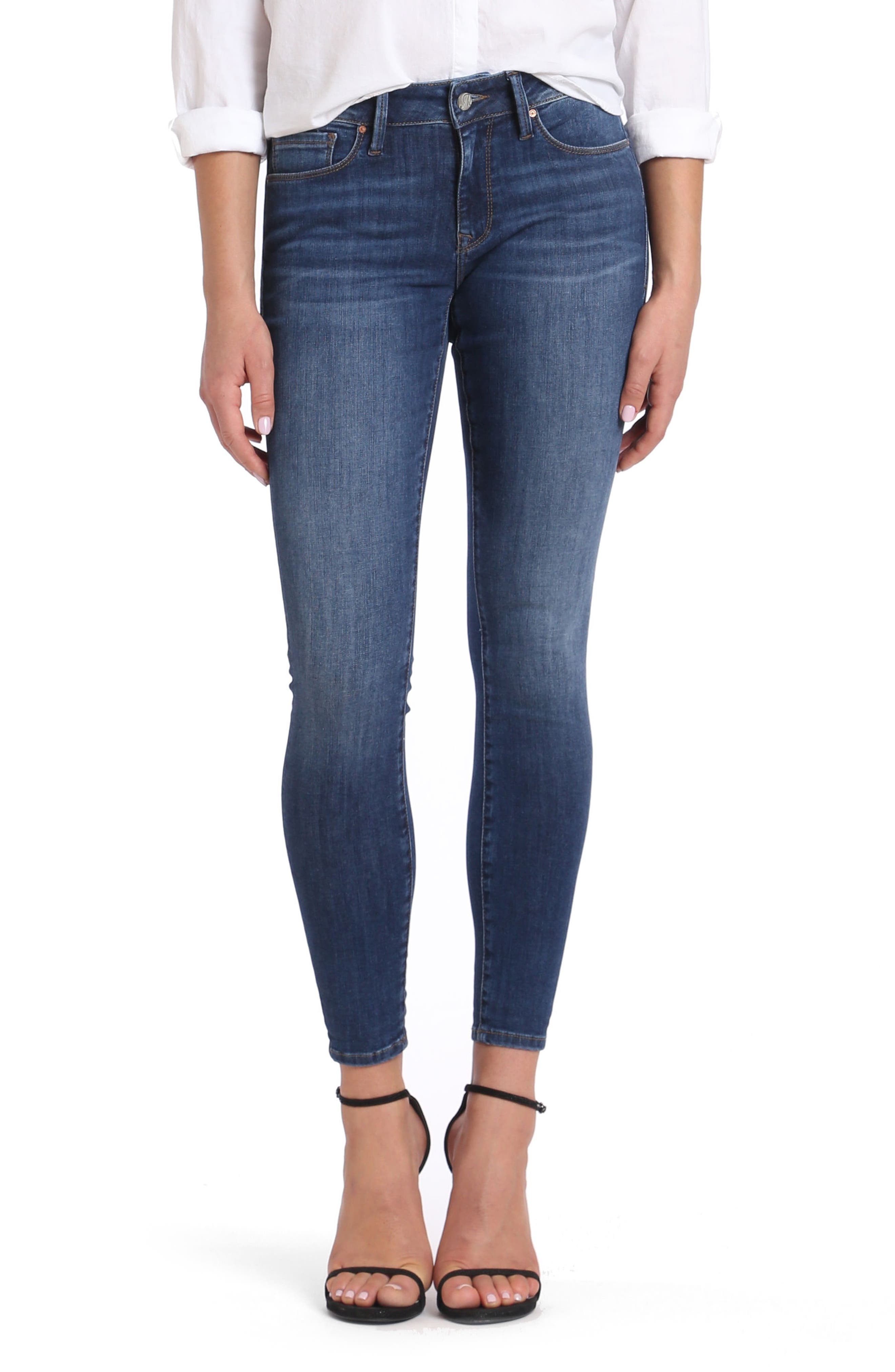 Alexa Ankle Skinny Jeans,                         Main,                         color,